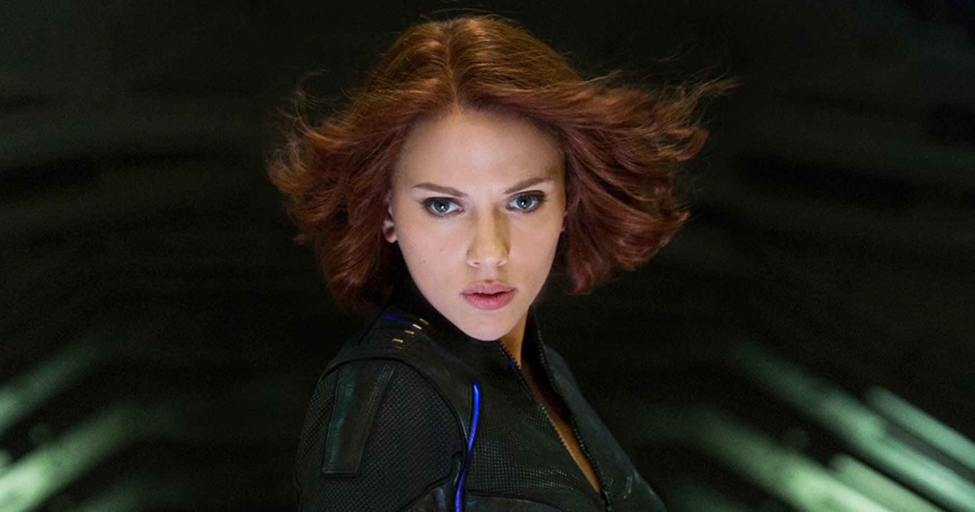 Scarlett Johansson Florence Pugh In Black Widow Movie