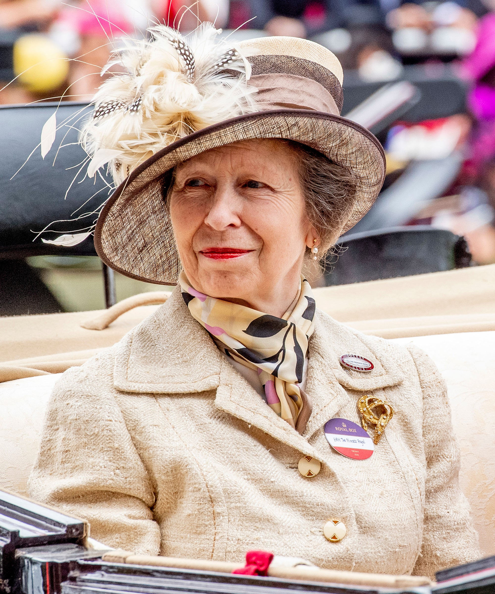 Princess Anne Refusing To Greet Trump At NATO Is Like A Real-Life Episode Of The Crown