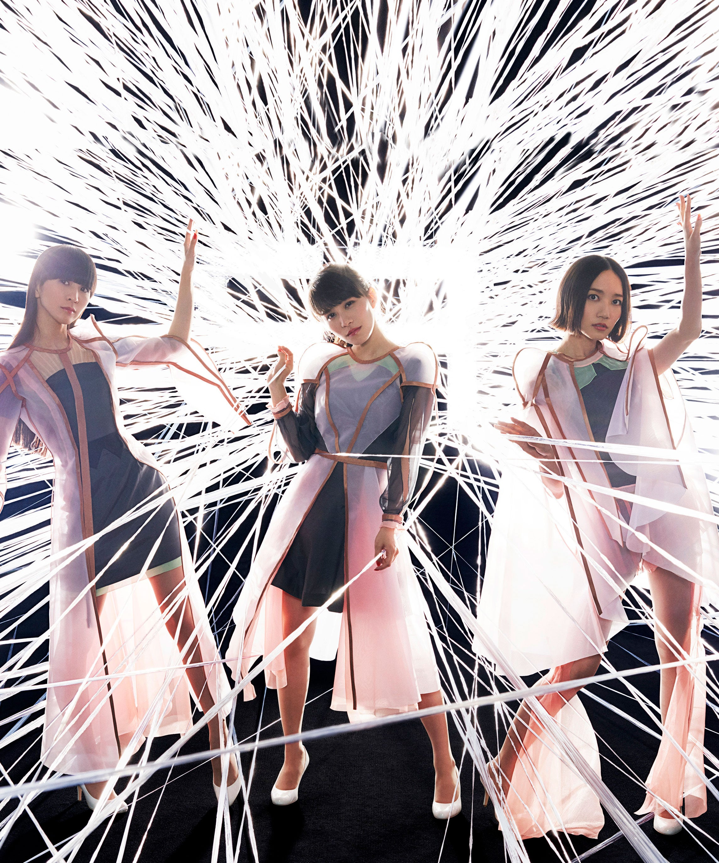 Perfume, The Biggest Girl Group in Japan, Can See The Future