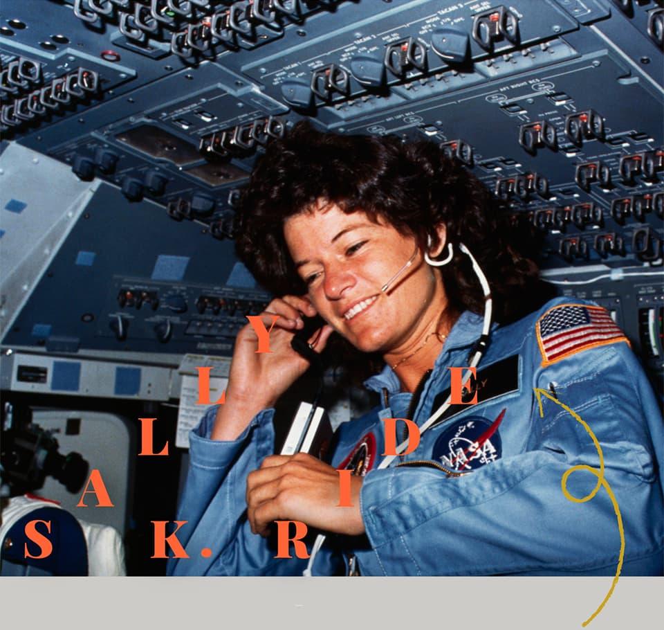 image of Sally K. Ride