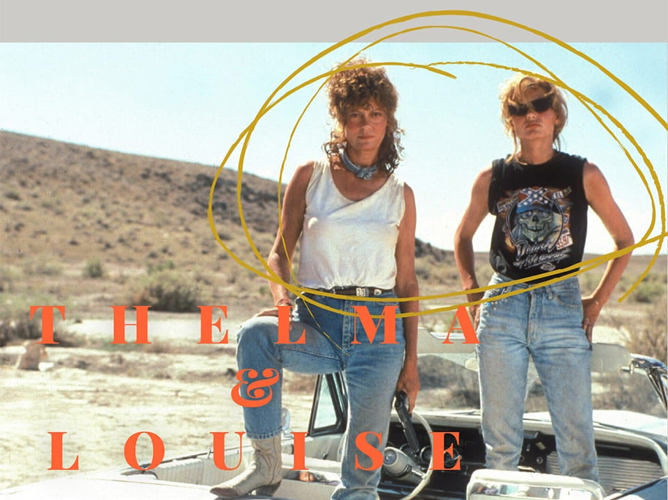 image of Thelma and Louise