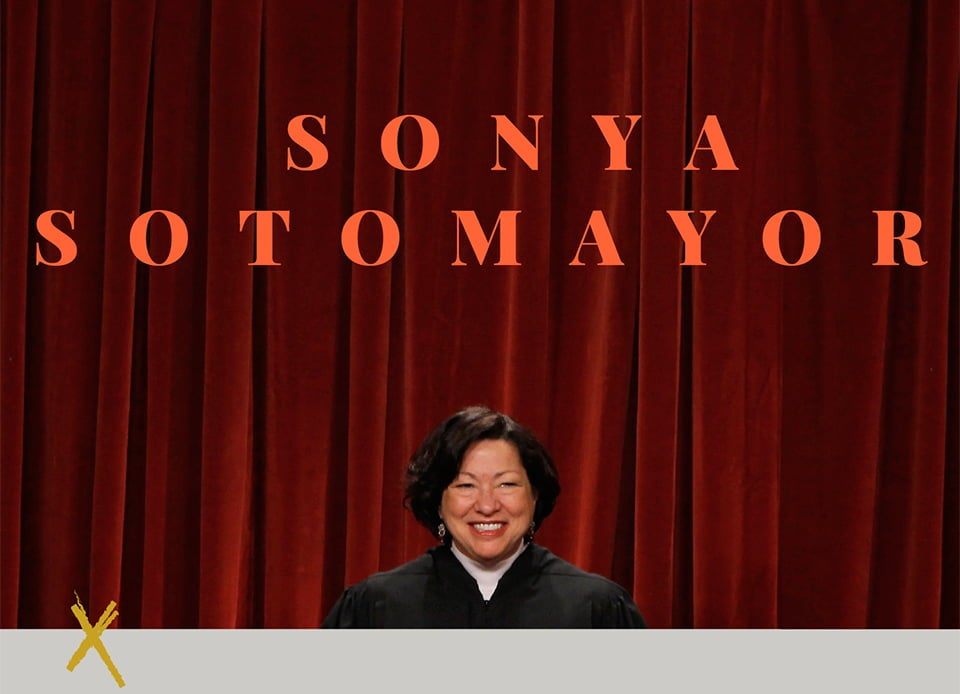 image of Sonia Sotomayor