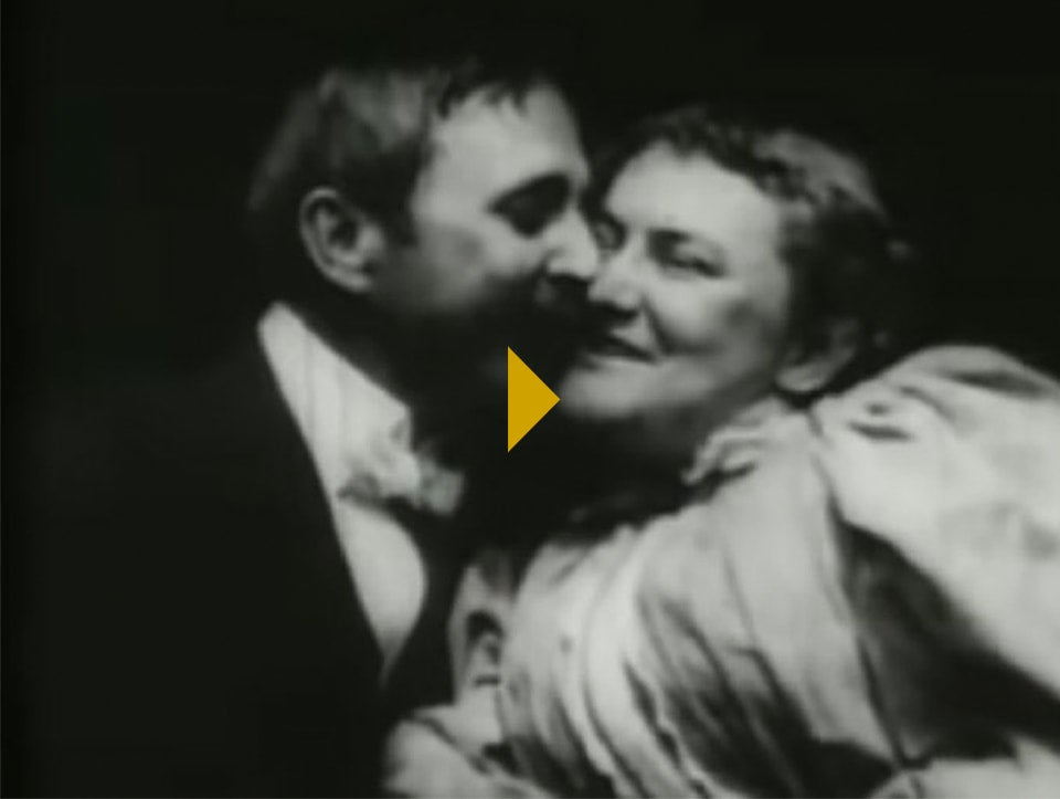 image of The Kiss, click to watch the video