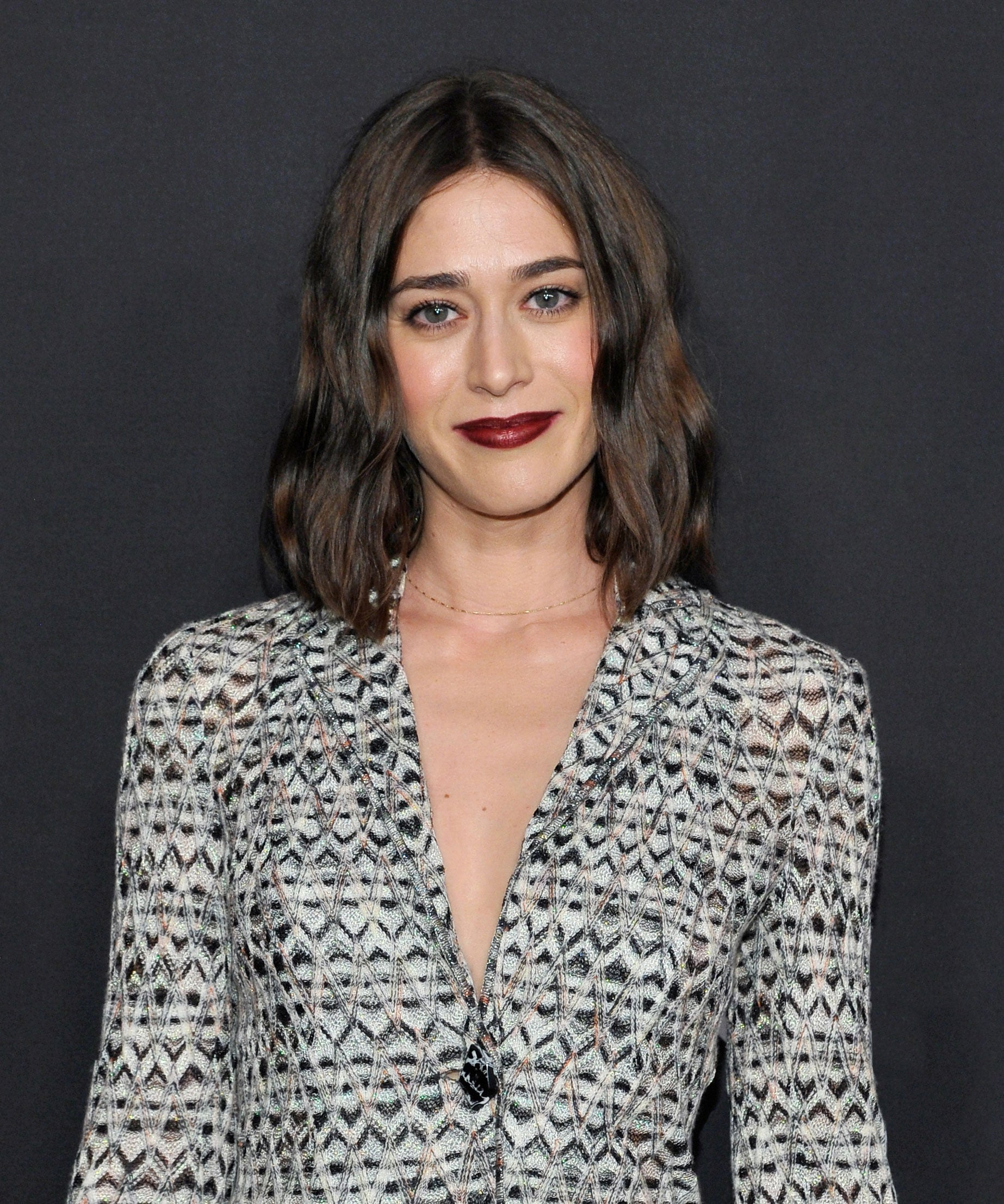 Truth Be Told's Lizzy Caplan Proves Her Greatest Co-Star Is Herself