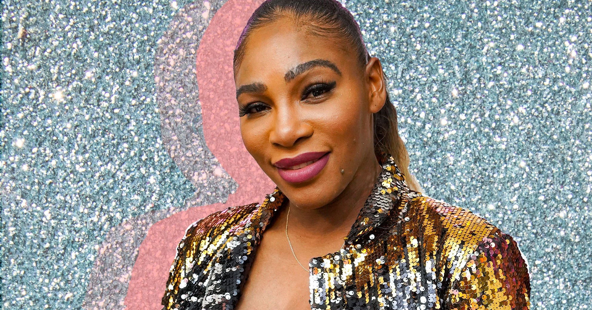 Serena Williams Takes On 2019's Biggest Hair Trend, Yacht-Style