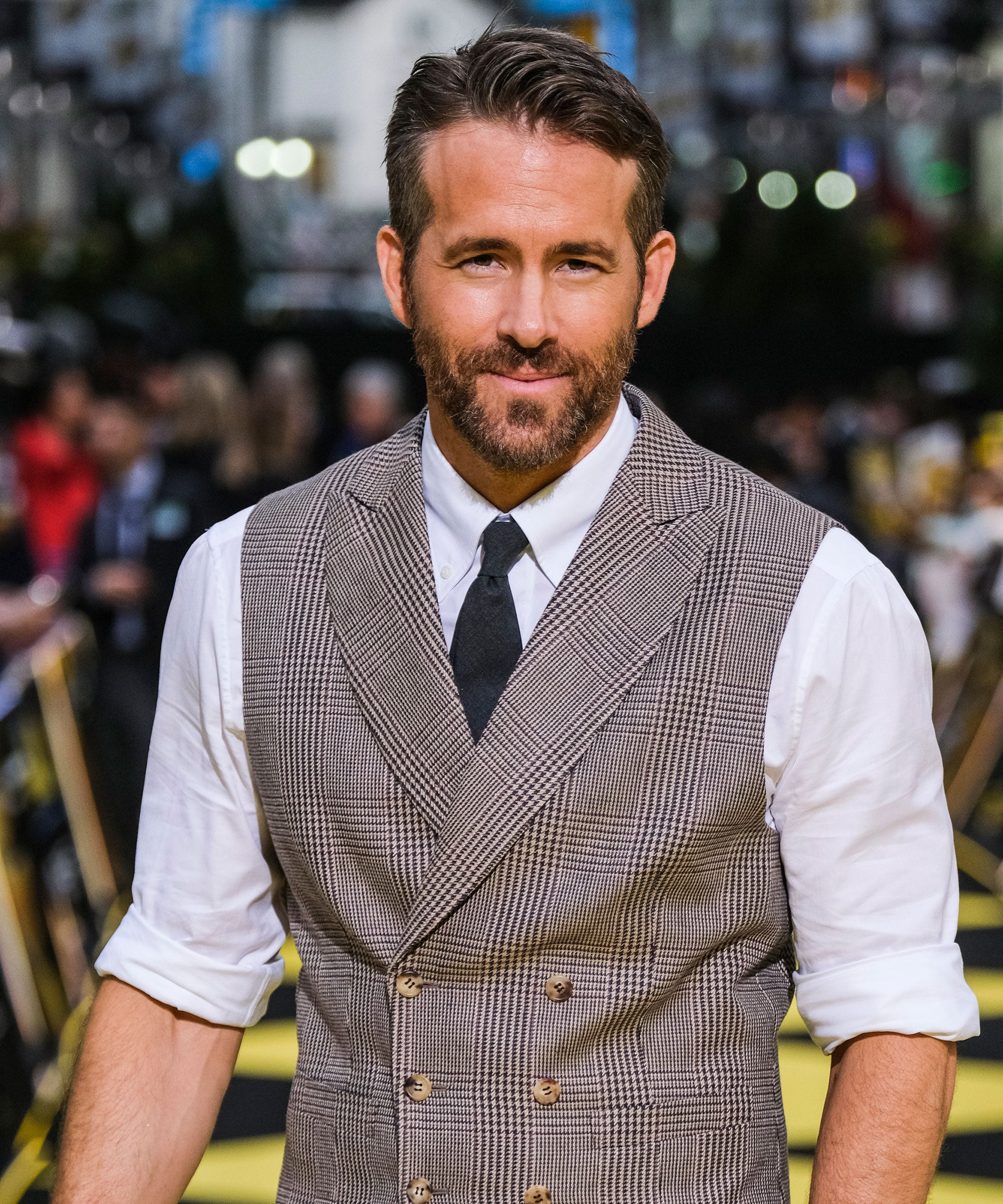 Ryan Reynolds Roasts That Peloton Ad With A Familiar Face