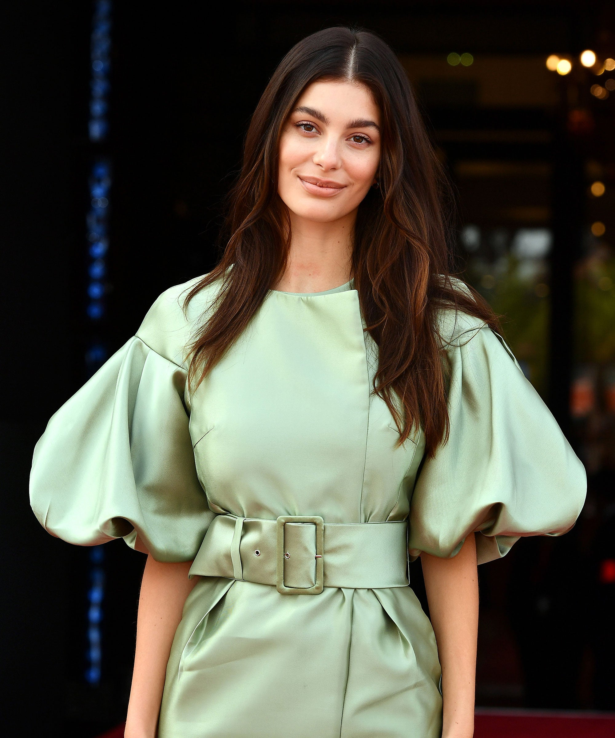 """Camila Morrone Is Tired Of Her Identity Being """"Leonardo DiCaprio's Girlfriend"""""""