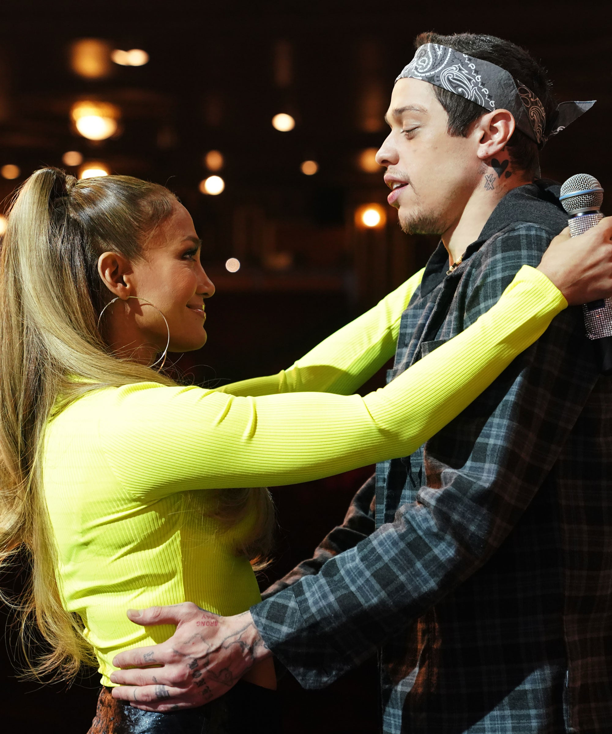 No One, Not Even J.Lo Can Deny The Mysterious Draw Of Pete Davidson's Chad