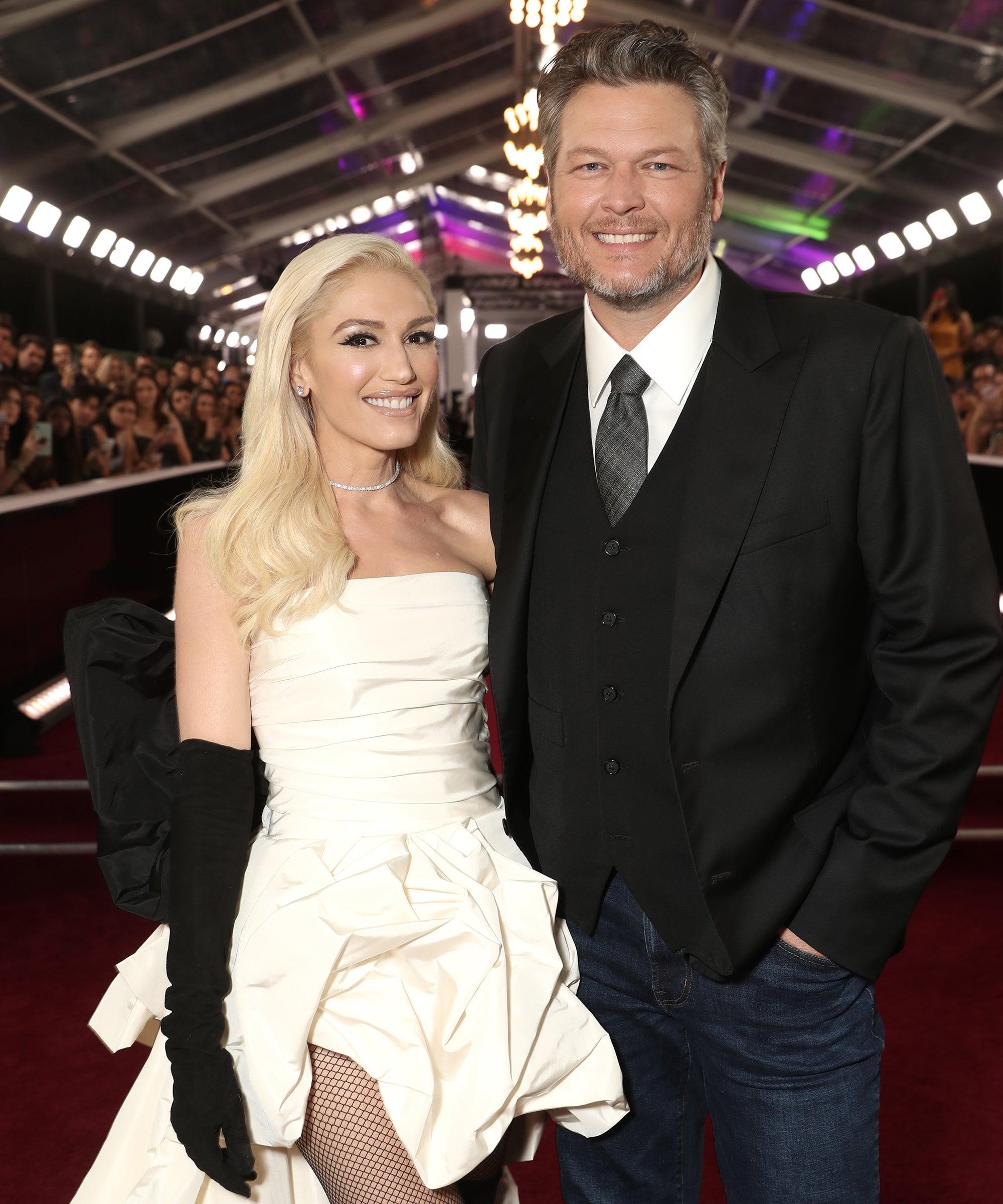 Blake Shelton Says Dating Gwen Stefani Made Him Less Of A Jerk