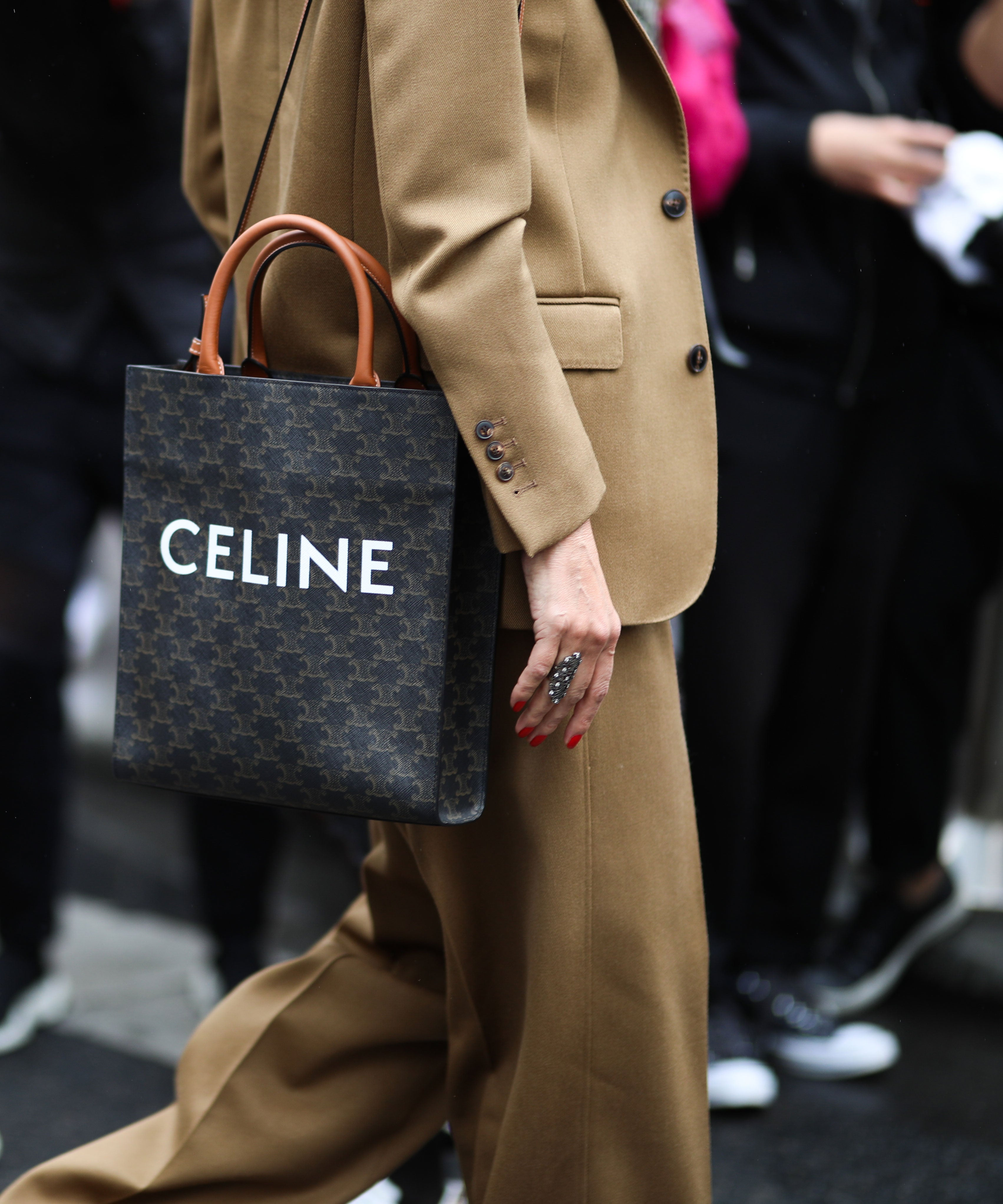 Celine Looks To The Future With New TikTok Star Campaign