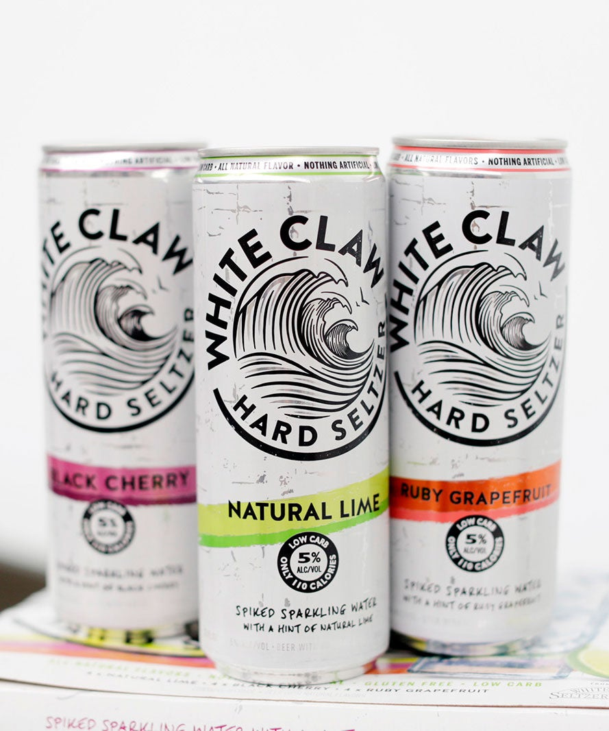 Trader Joe's Sells White Claw Now, Because We've Been Very Good This Year