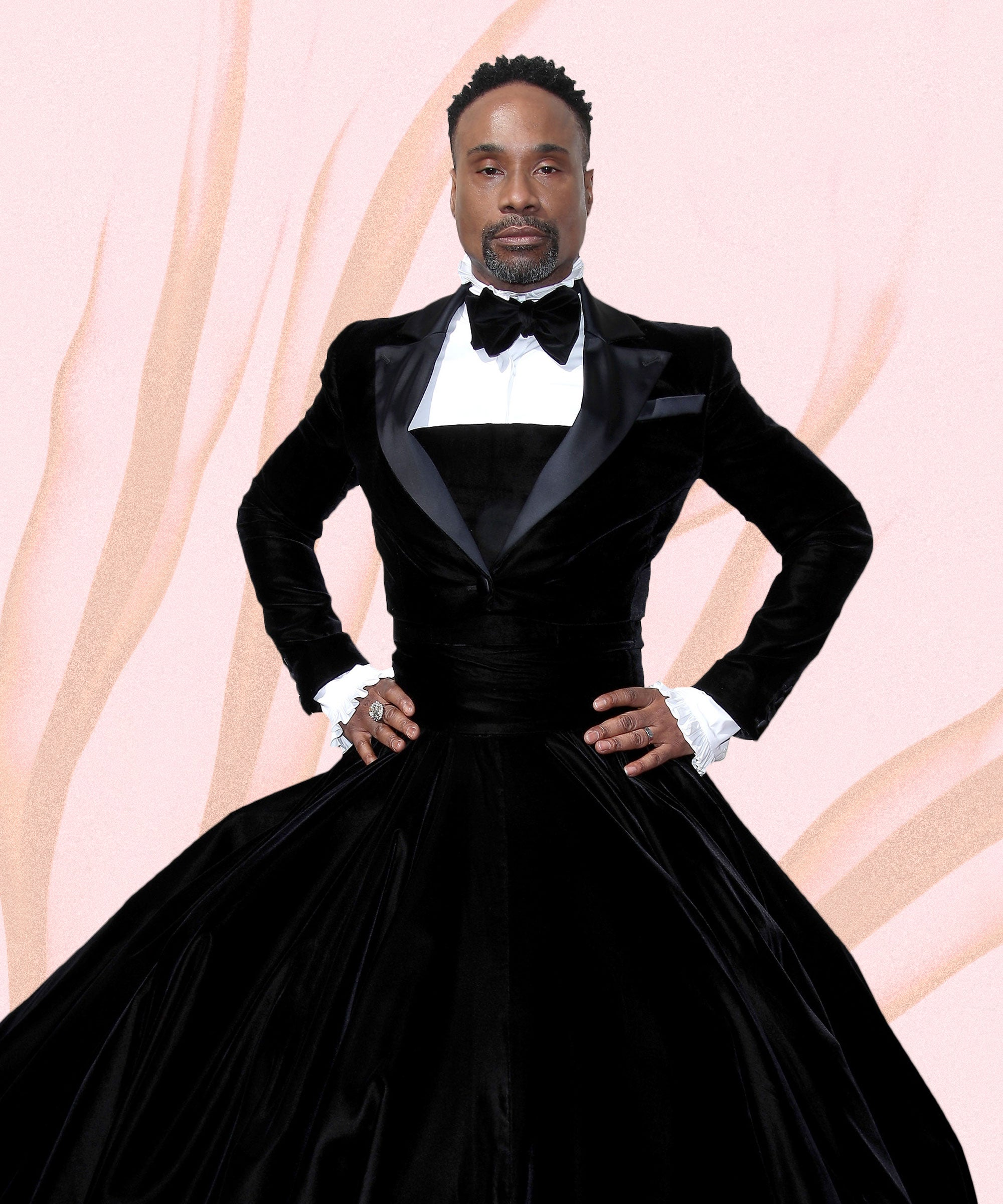 Billy Porter Tells The Story Behind 2019's Most Viral Red Carpet Moment