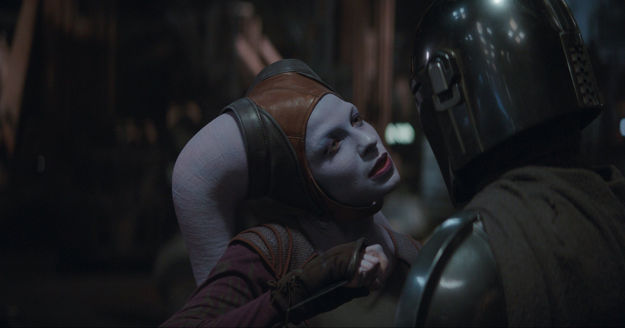 Who Are The Characters In The Mandalorian On Disney