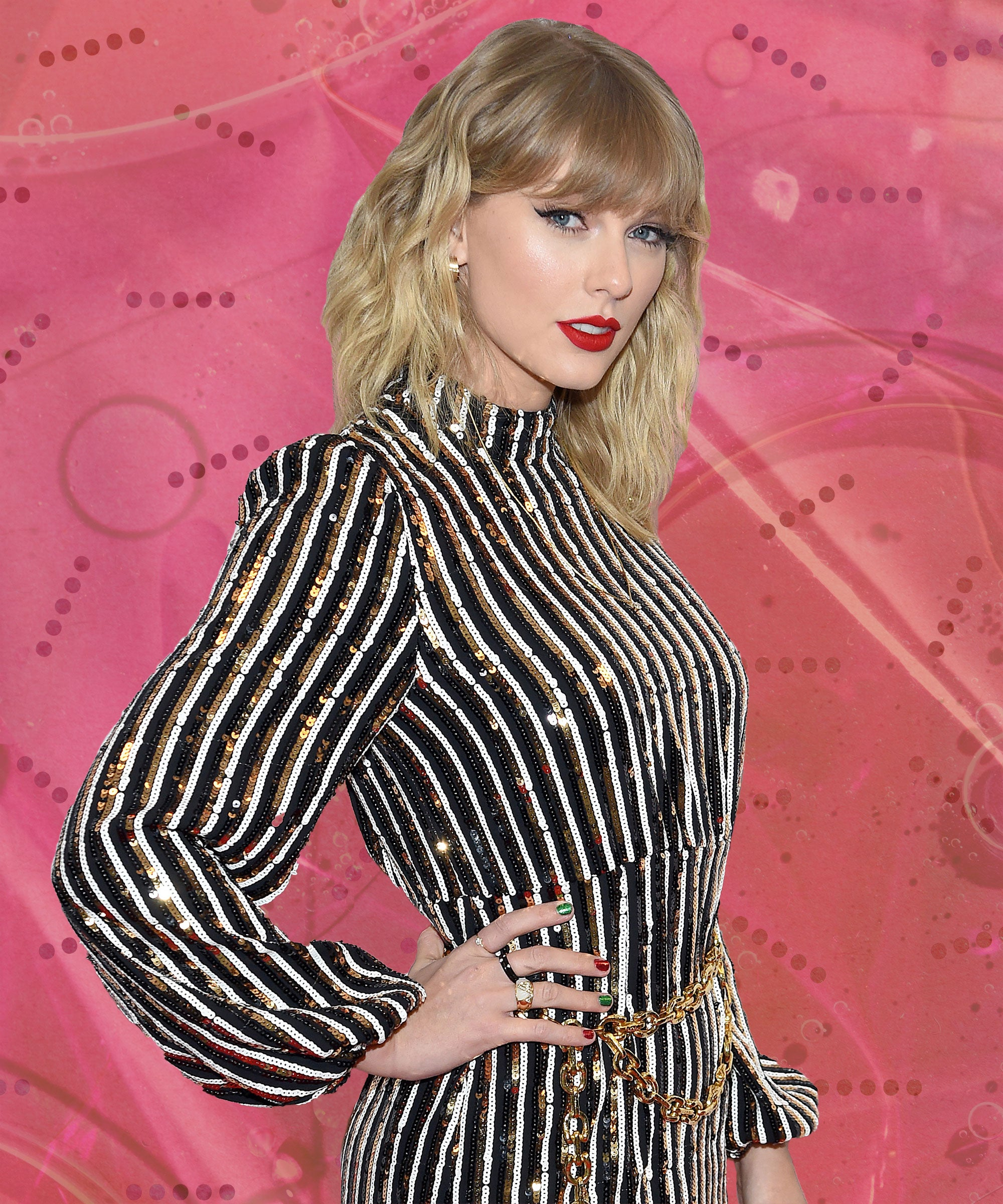 Taylor Swift Rings In 30 With Two Cats-Worthy Birthday Cakes
