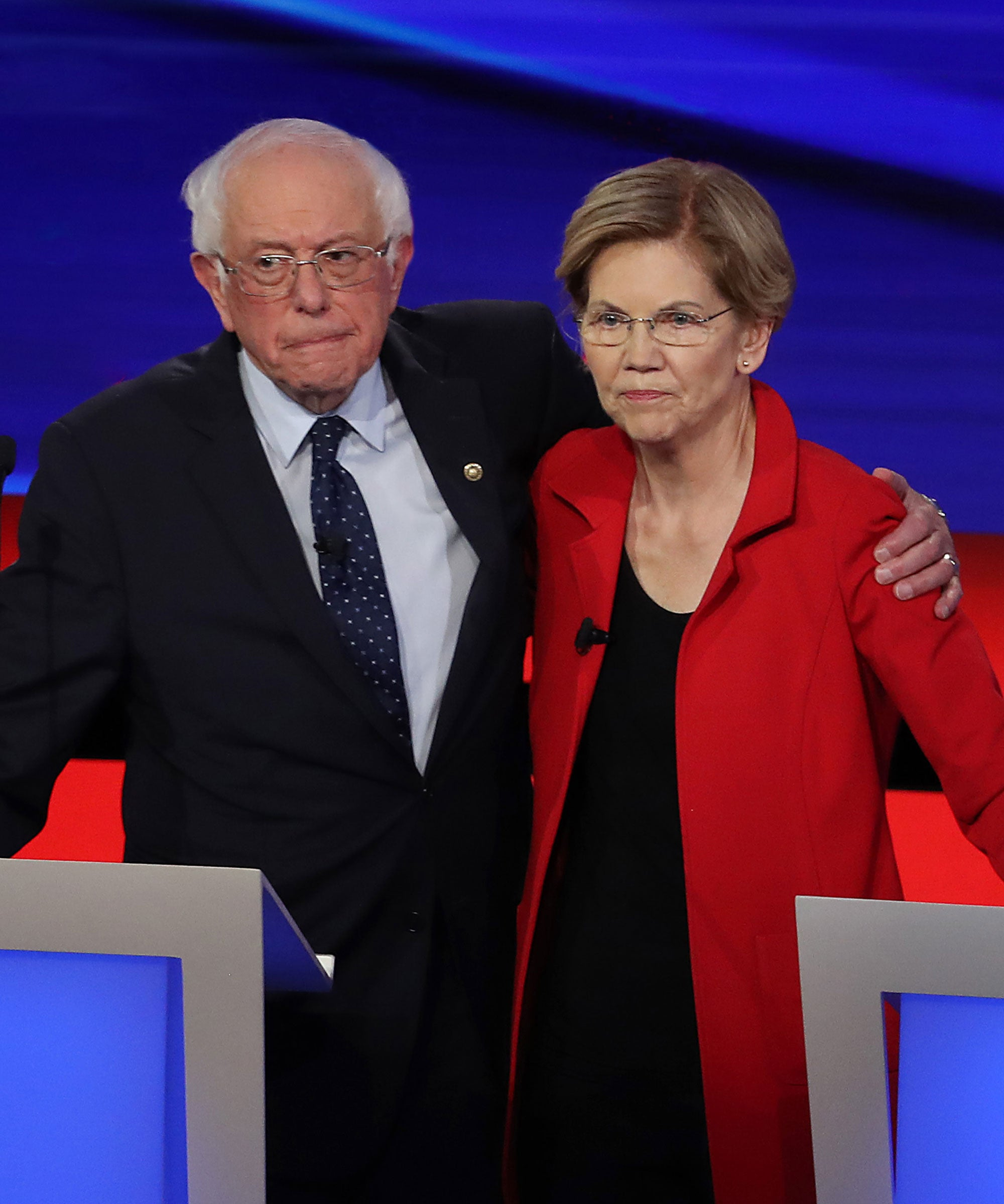 All 7 Democratic Candidates Threaten To Skip Debate Over Labor Dispute