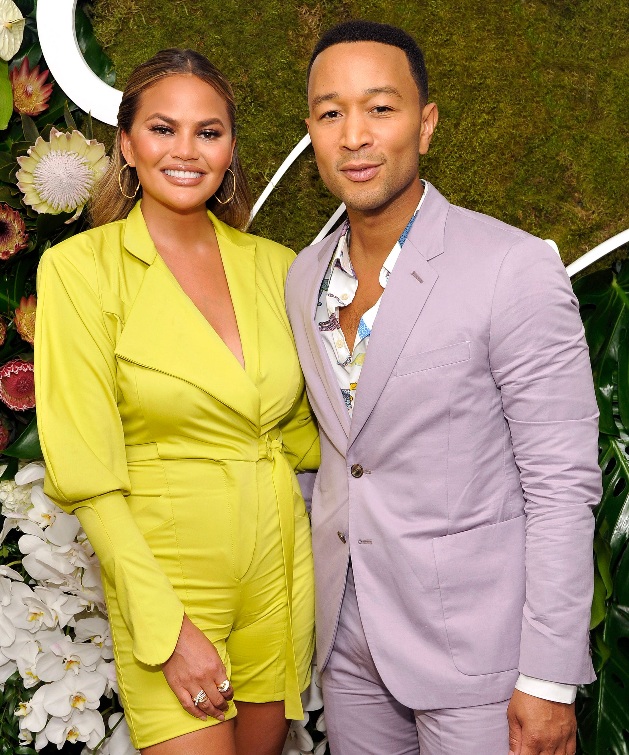 House Managers, Secret Airport Terminals & More: Chrissy Teigen Reveals What Her Life Is Really Like