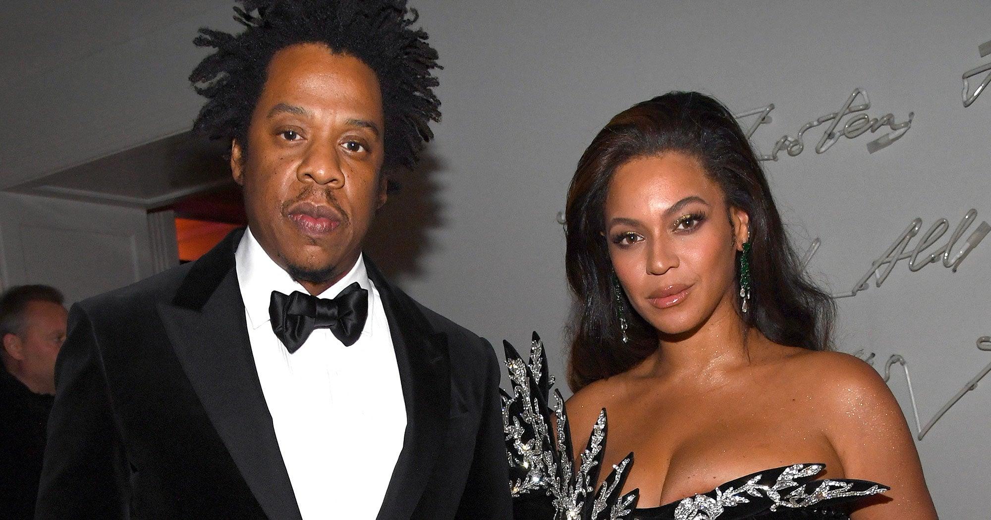 Jay Z Beyoncé Reunited With Kanye West Kim K. At Diddy's Birthday