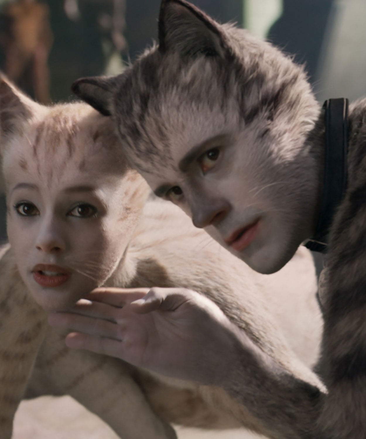 Cats Cast The Unrecognizable Actors Their Characters