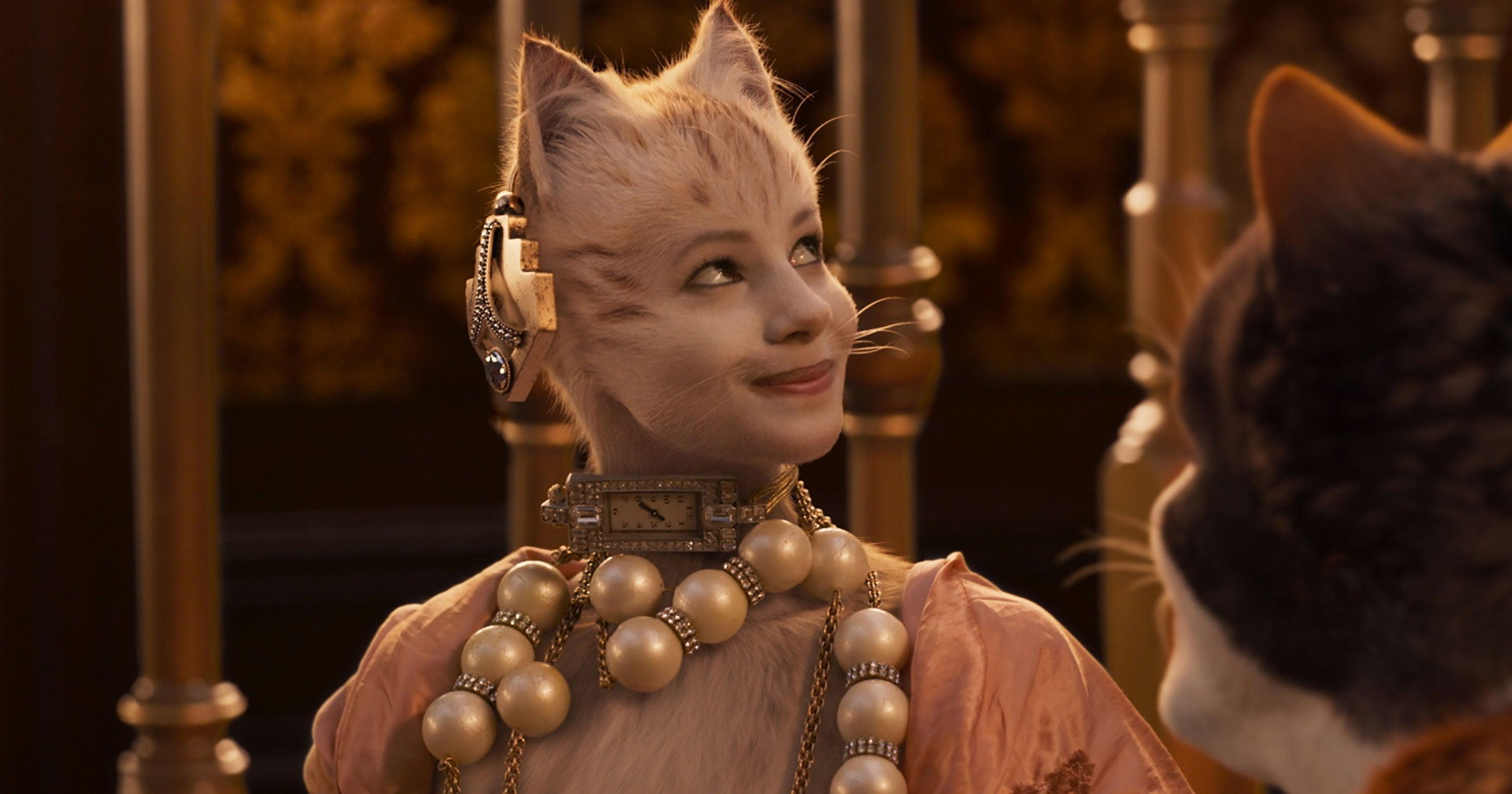 Cats Cast The Unrecognizable Actors \u0026 Their Characters