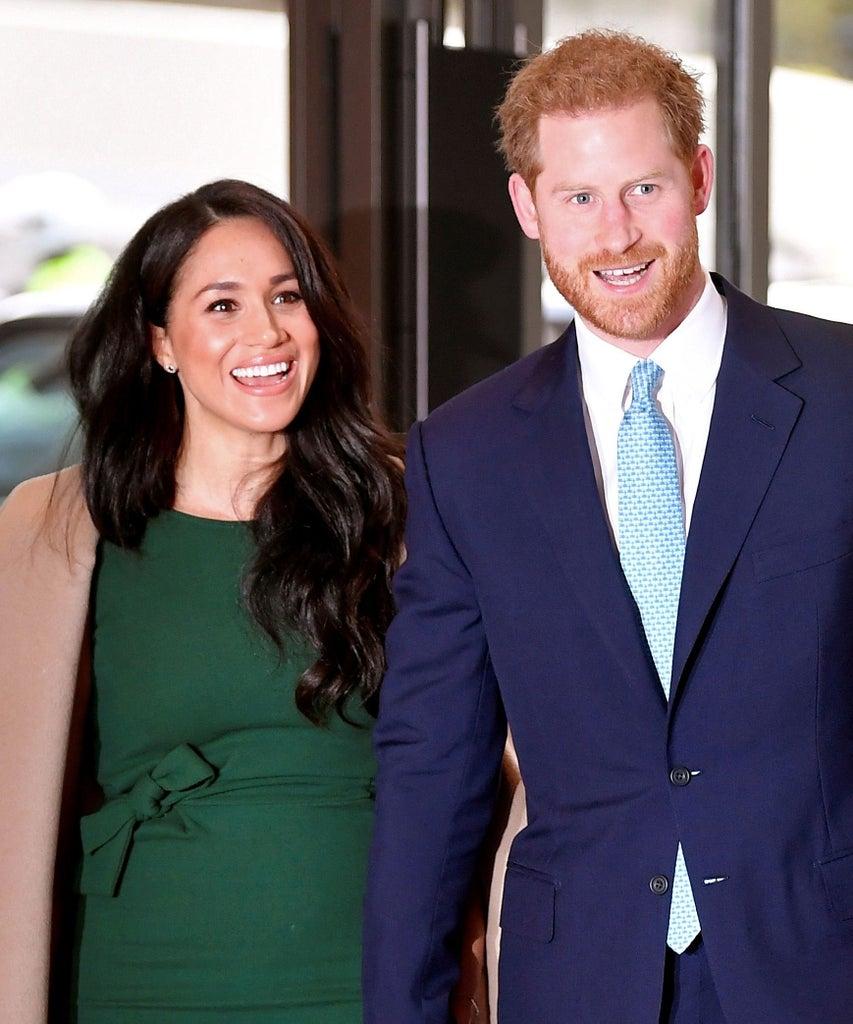 Meghan Markle & Prince Harry Holiday