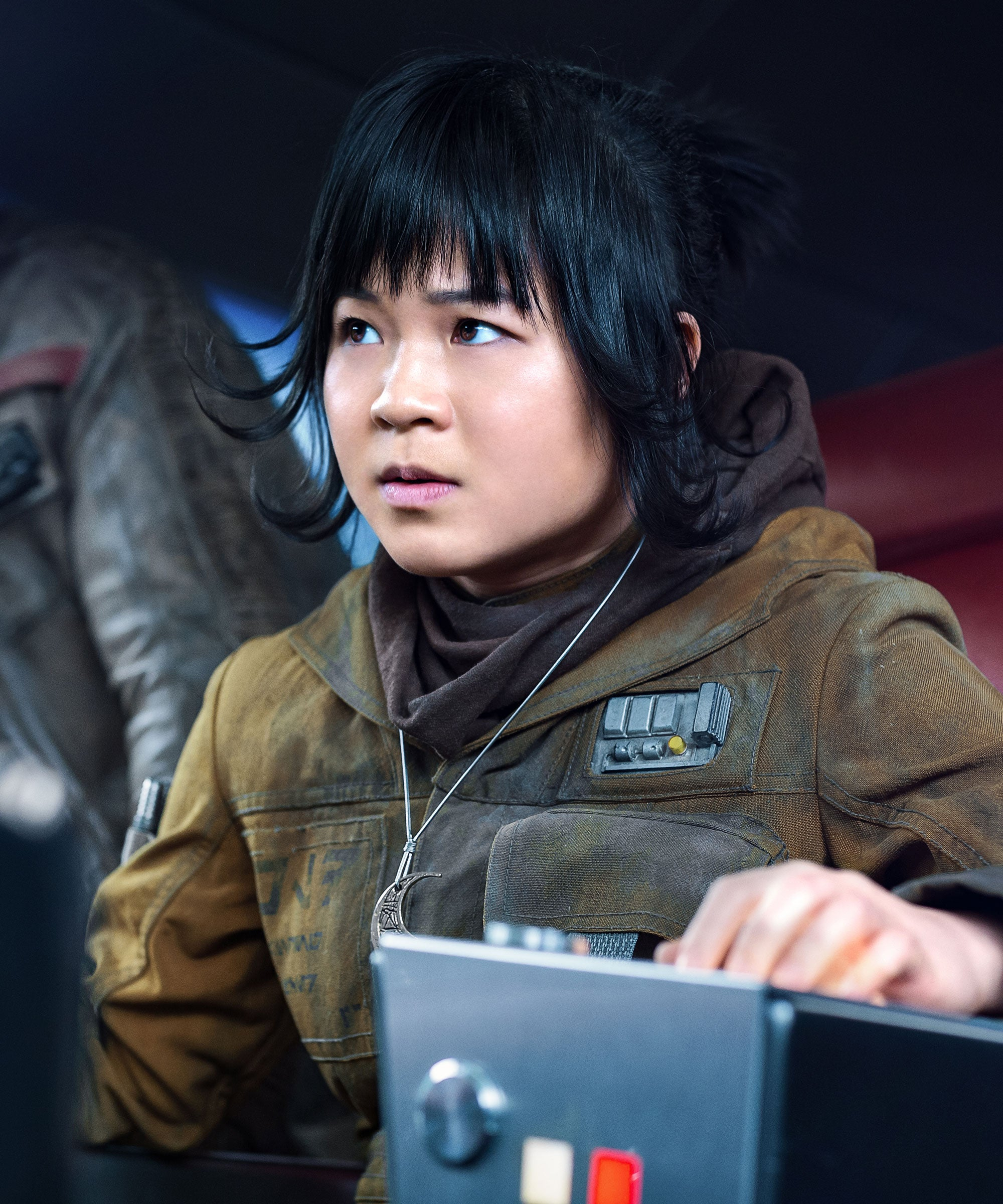 Justice For Rose Tico: Crazy Rich Asians Director Wants To Give Her A Star Wars Series
