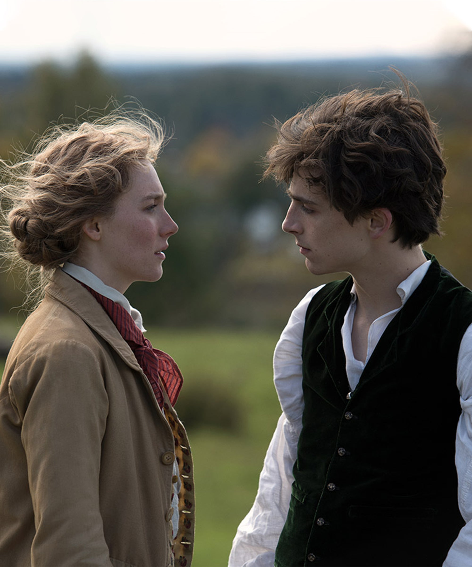 The Hair And Makeup In Little Women Movie Tells A Story
