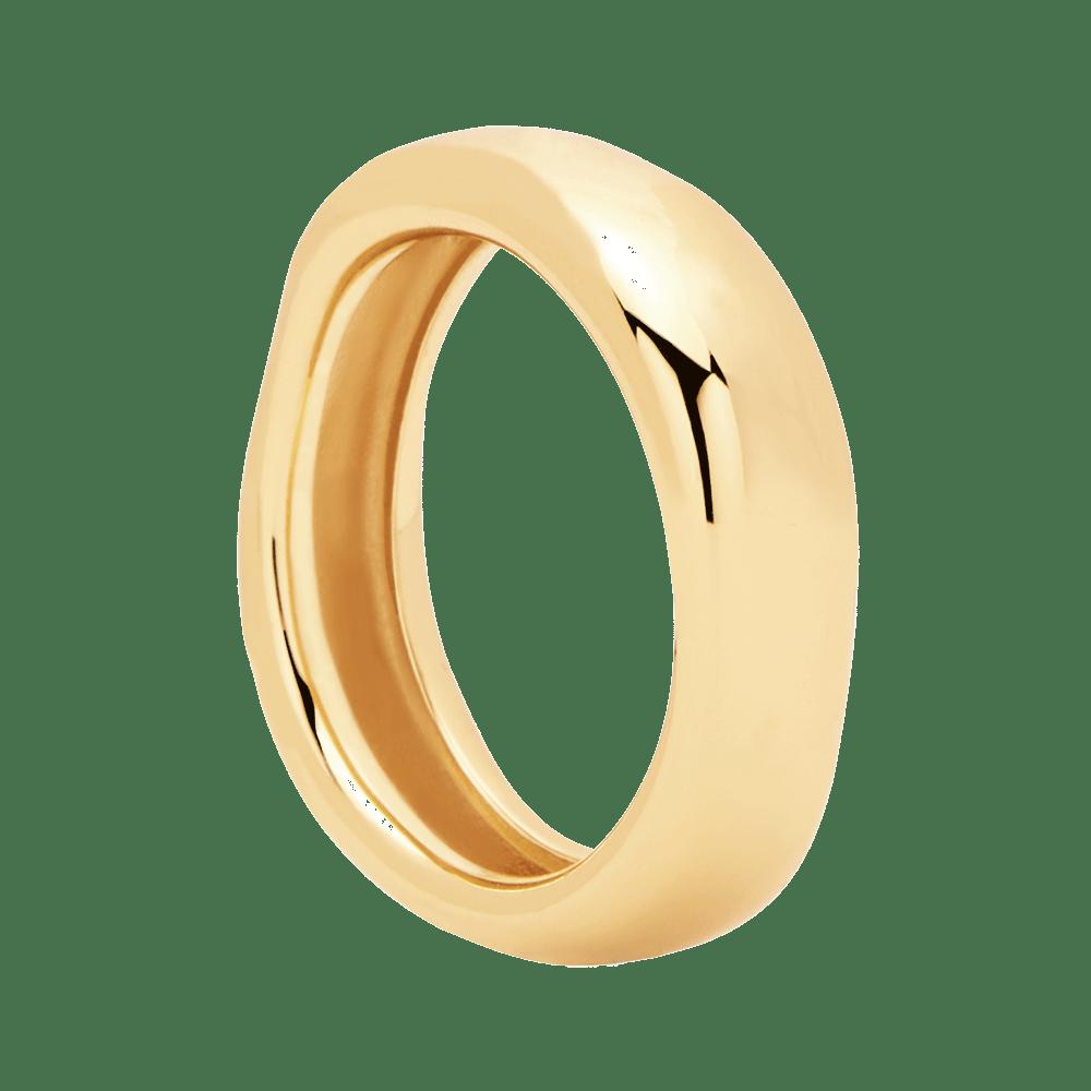 Aria Gold Ring