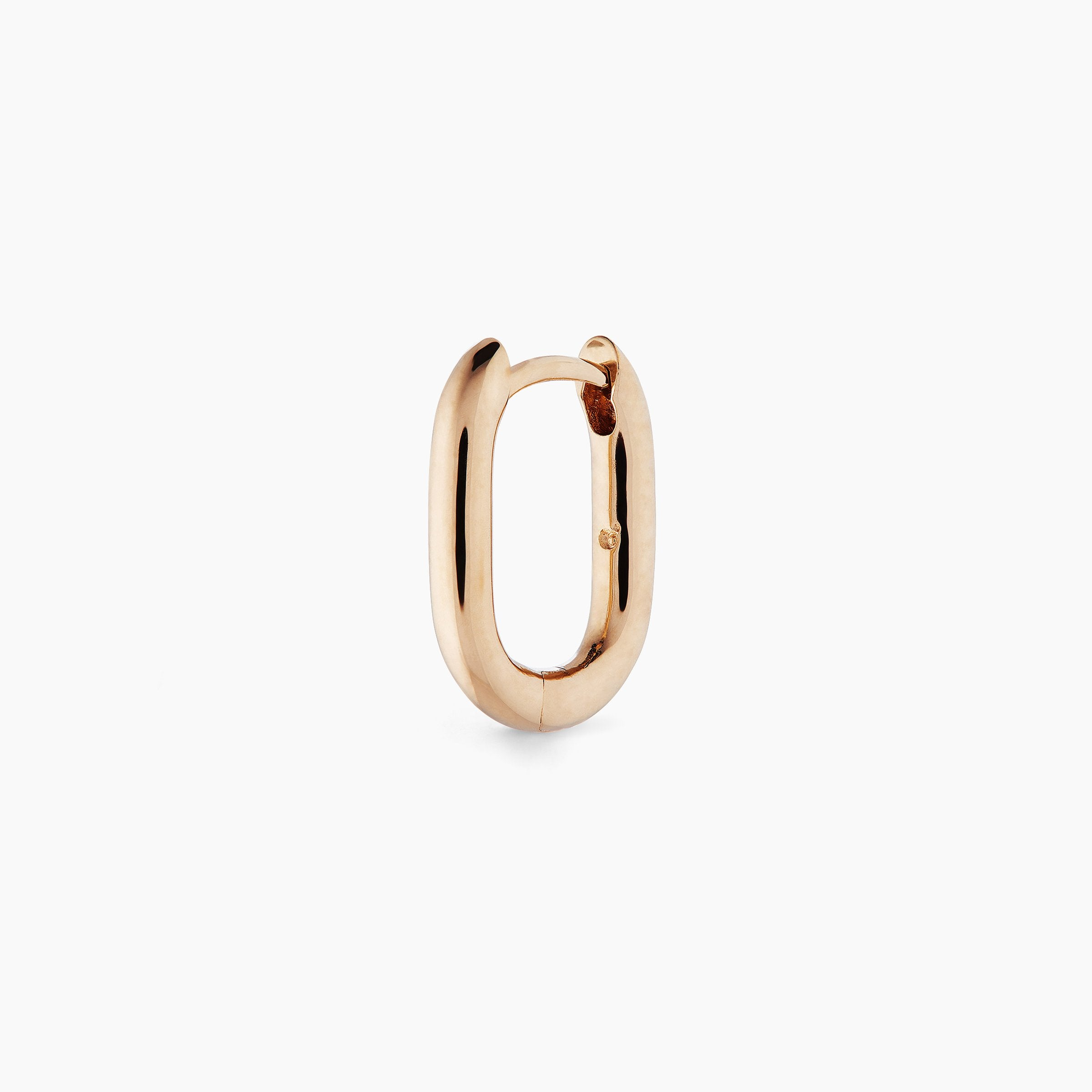 Small Gold Earring Yellow Gold Vermeil