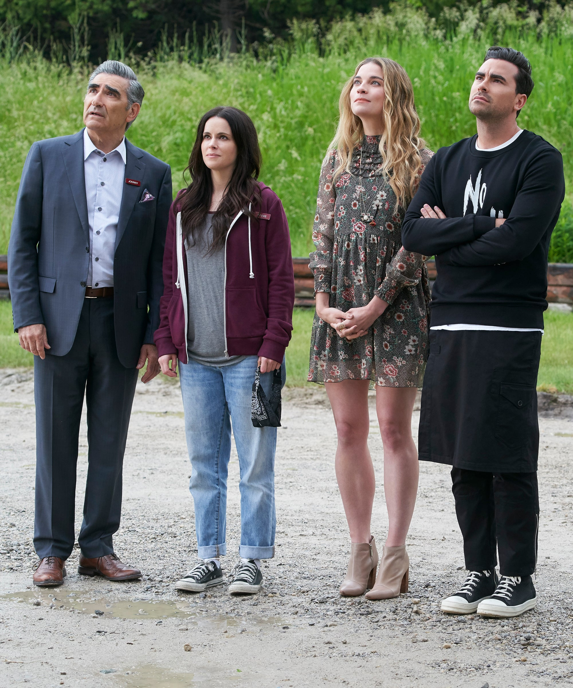 Wait A Minute, Where Is Schitt's Creek Actually Supposed To Be?