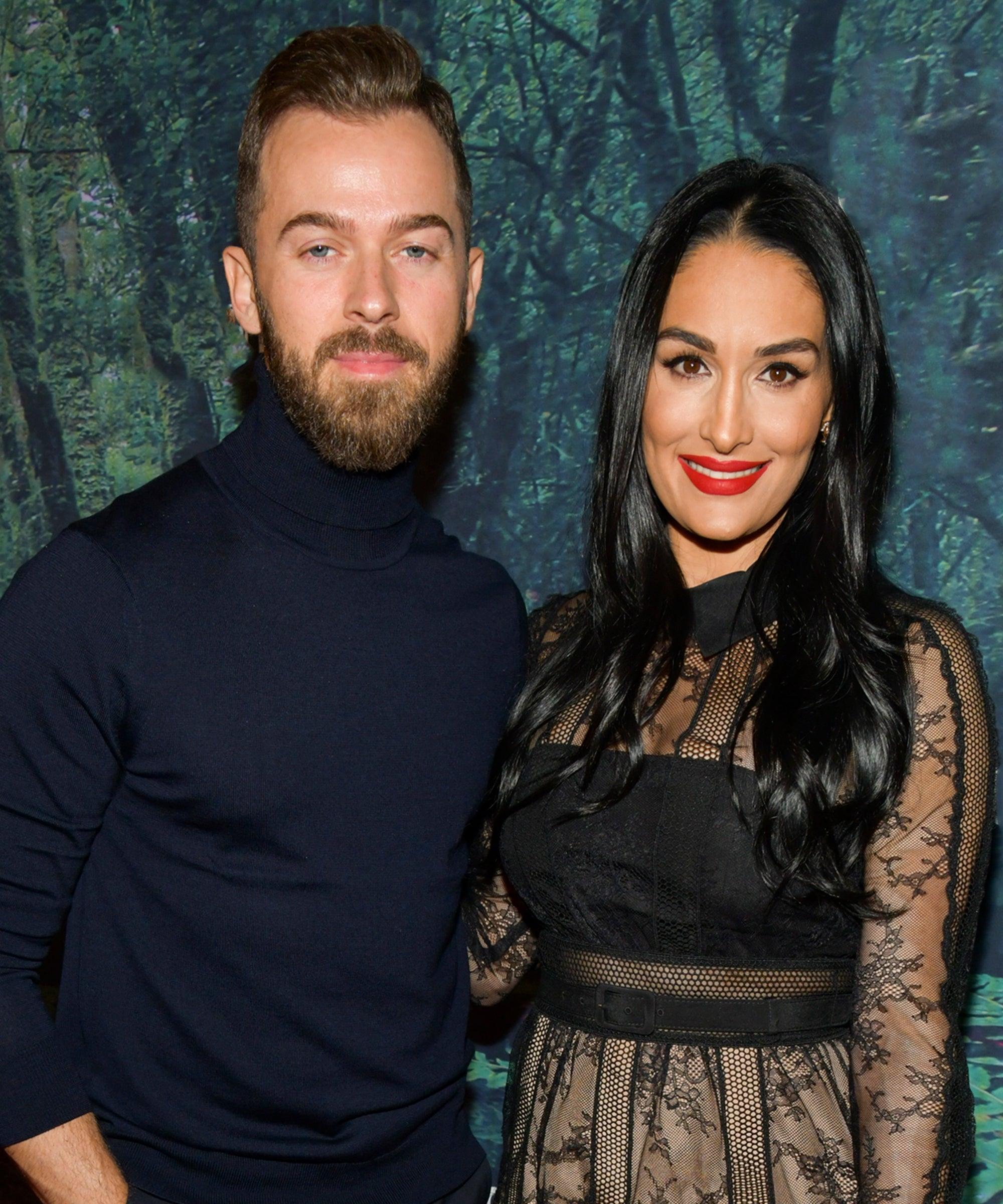 Nikki Bella Engaged To Artem Chigvintsev From DWTS