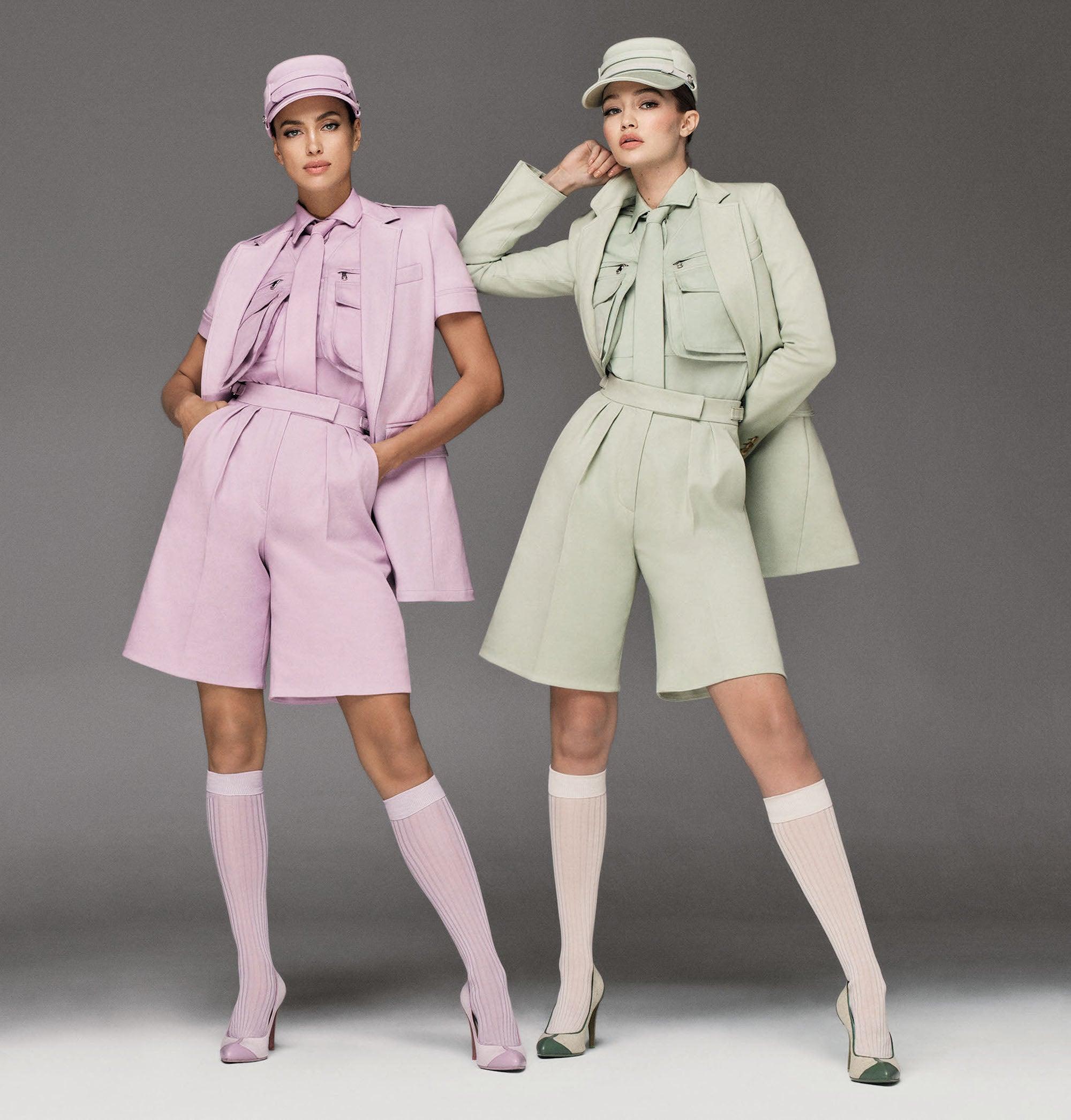 Max Mara Ss20 Fashion Campaign Is James Bond Inspired