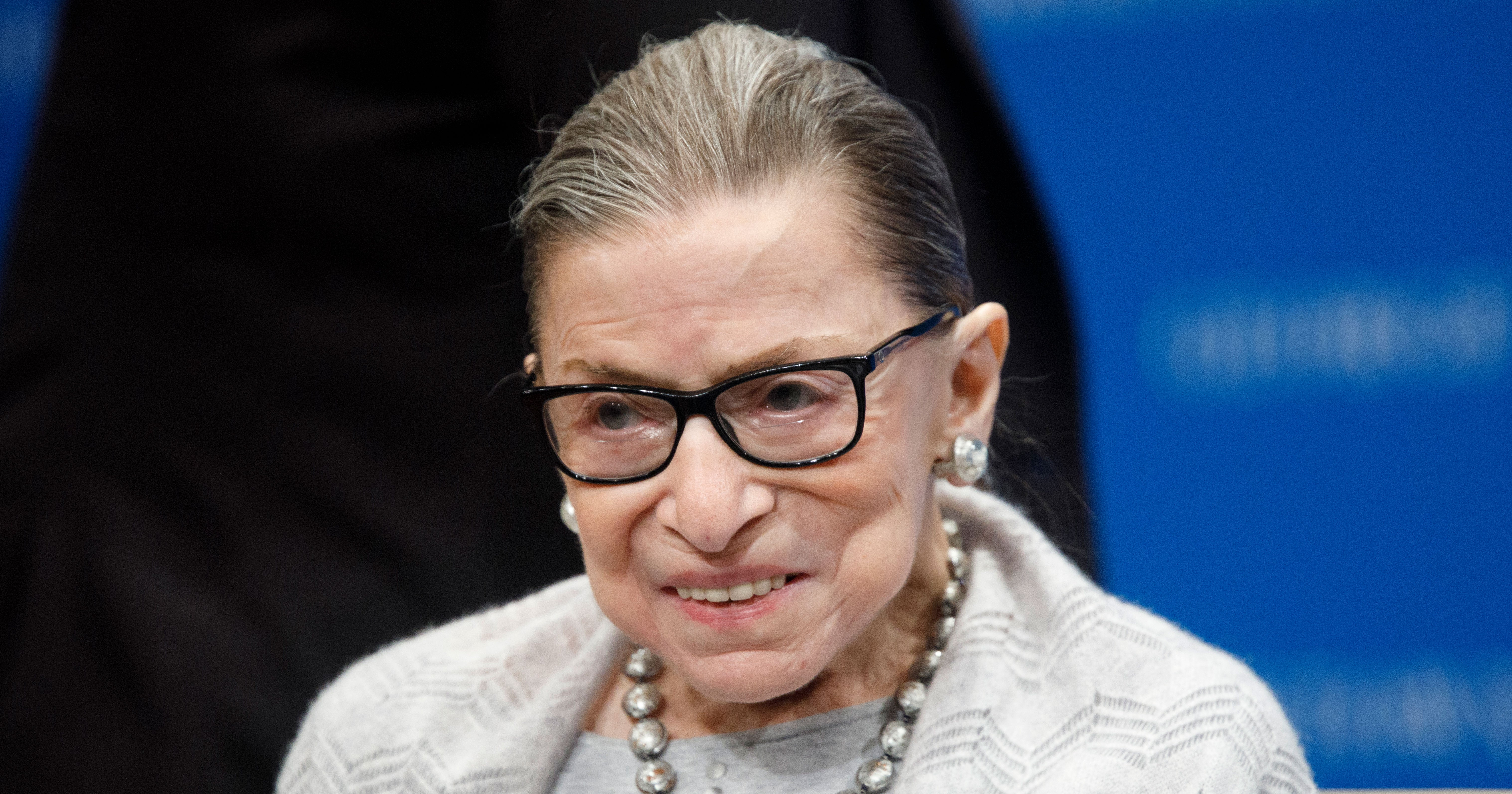 It's Official: Ruth Bader Ginsburg Announced She Is Cancer-Free