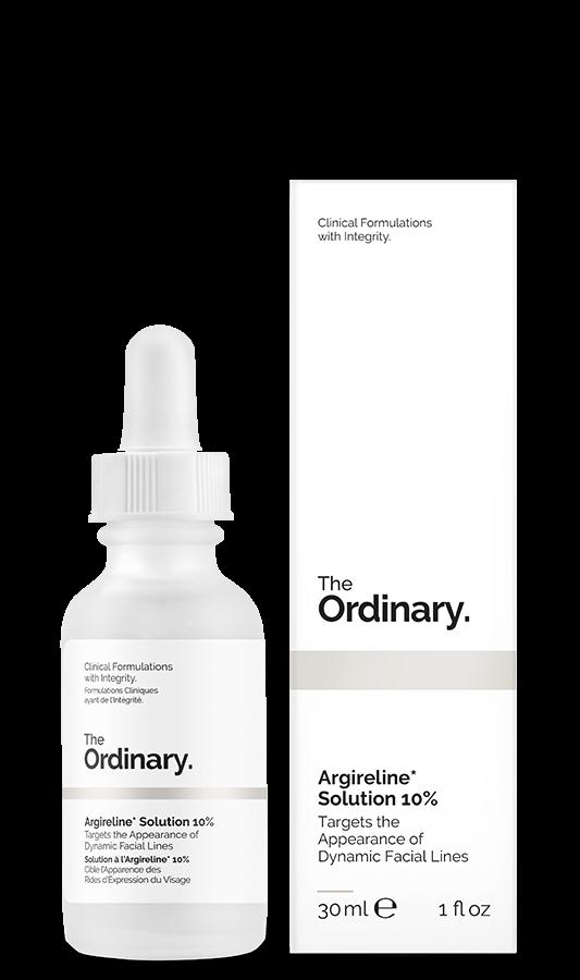Skincare Brand The Ordinary