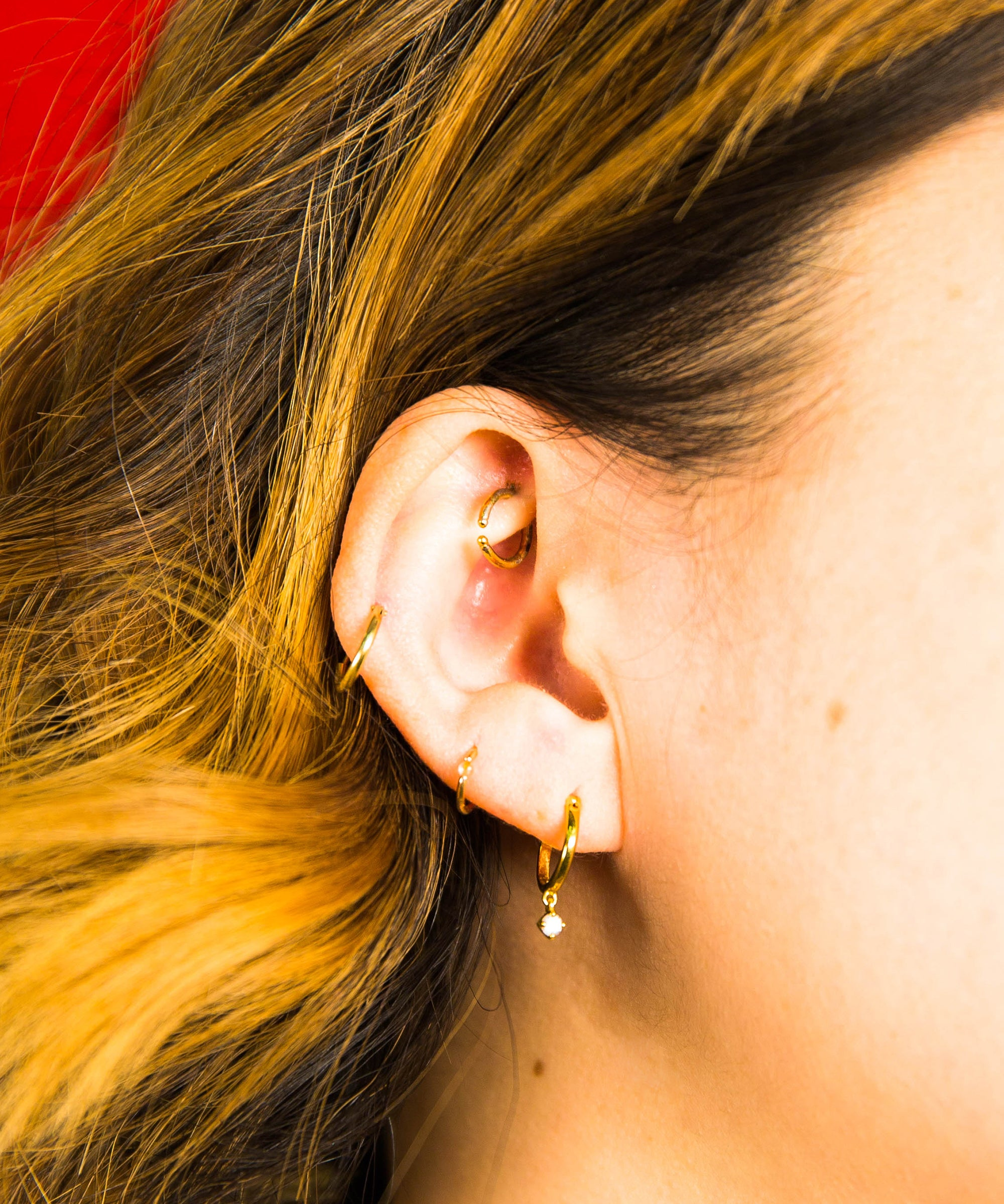 Curated Ear Piercing Instagram Trend Risks Expert Tips