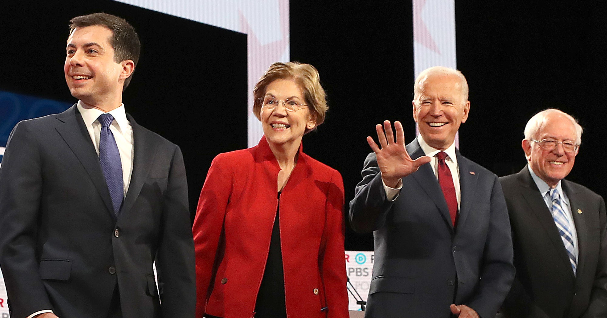 We're Down To 6: Everything Happening In The January Democratic Debate