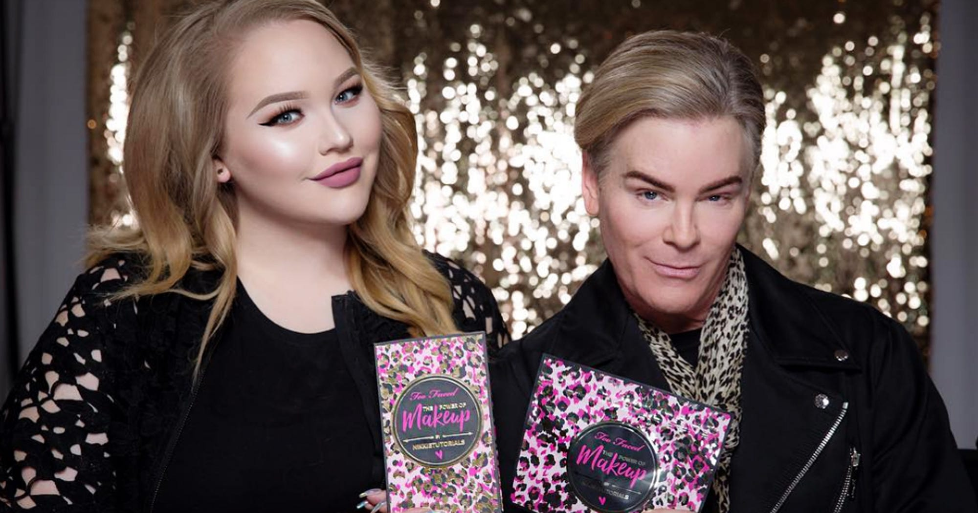 Too Faced Founder Jerrod Blandino Fires His Sister Over Transphobic NikkieTutorials Comments