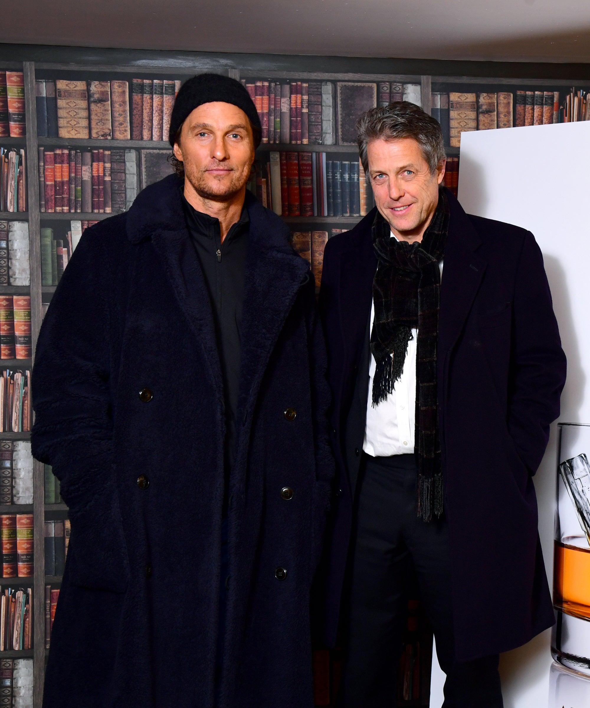 Matthew McConaughey Mom & Hugh Grant's Dad Should Absolutely Date