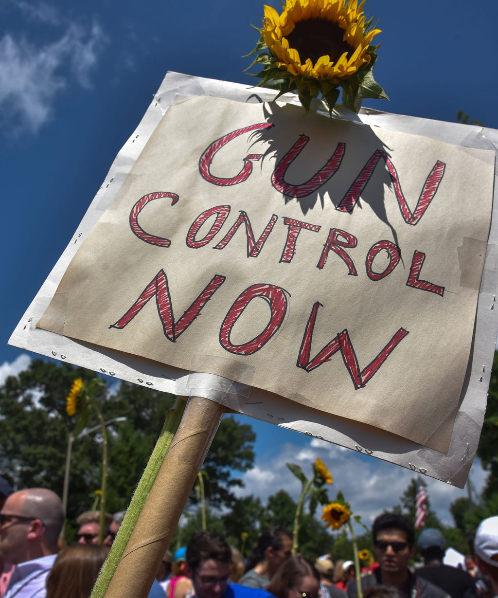 As Extremists Plan To Rally In Virginia, Activists Are Changing America's Deadly Gun Culture — & Winning
