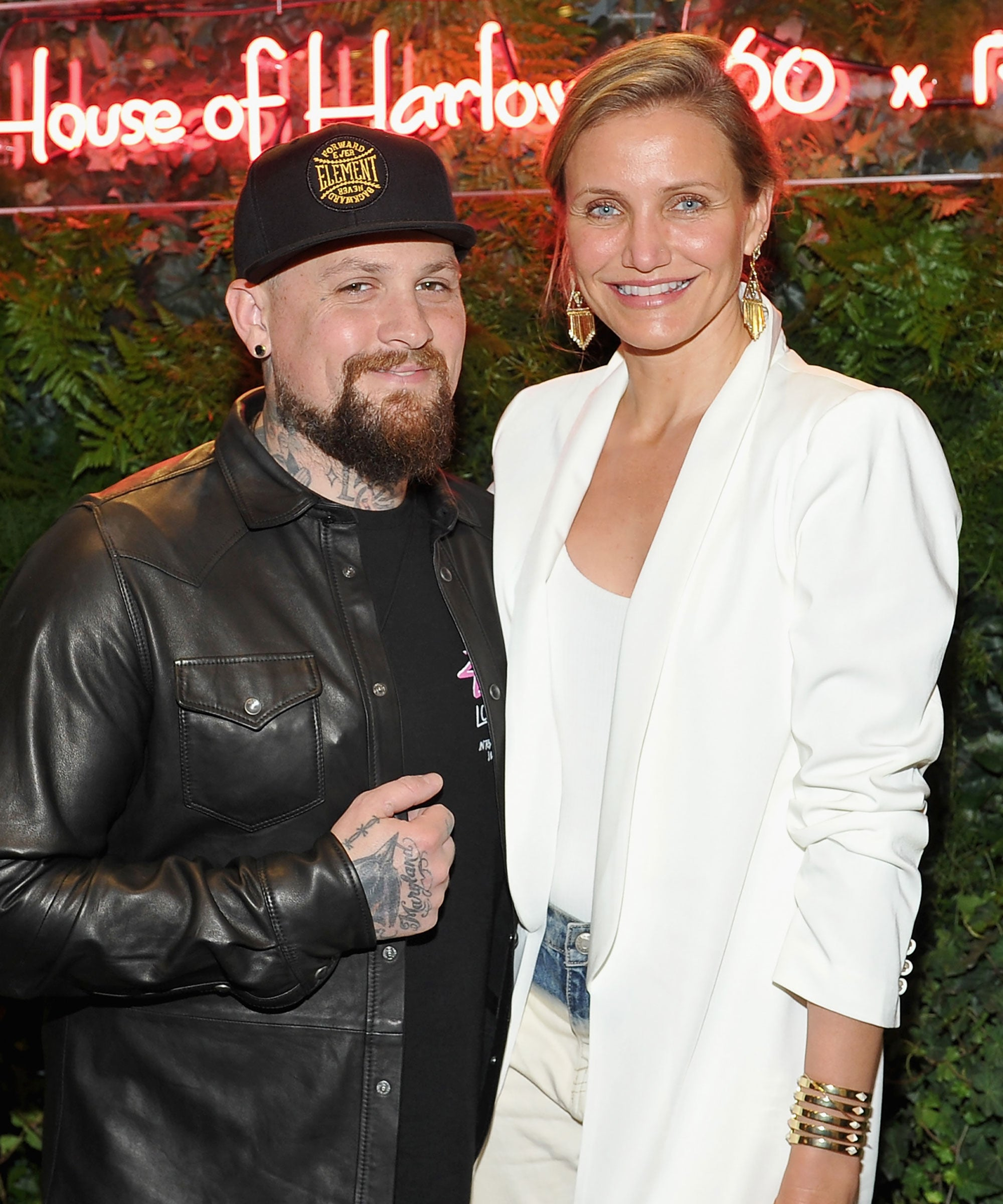 Cameron Diaz & Benji Madden Got Creative With More Than Their Baby's First Name