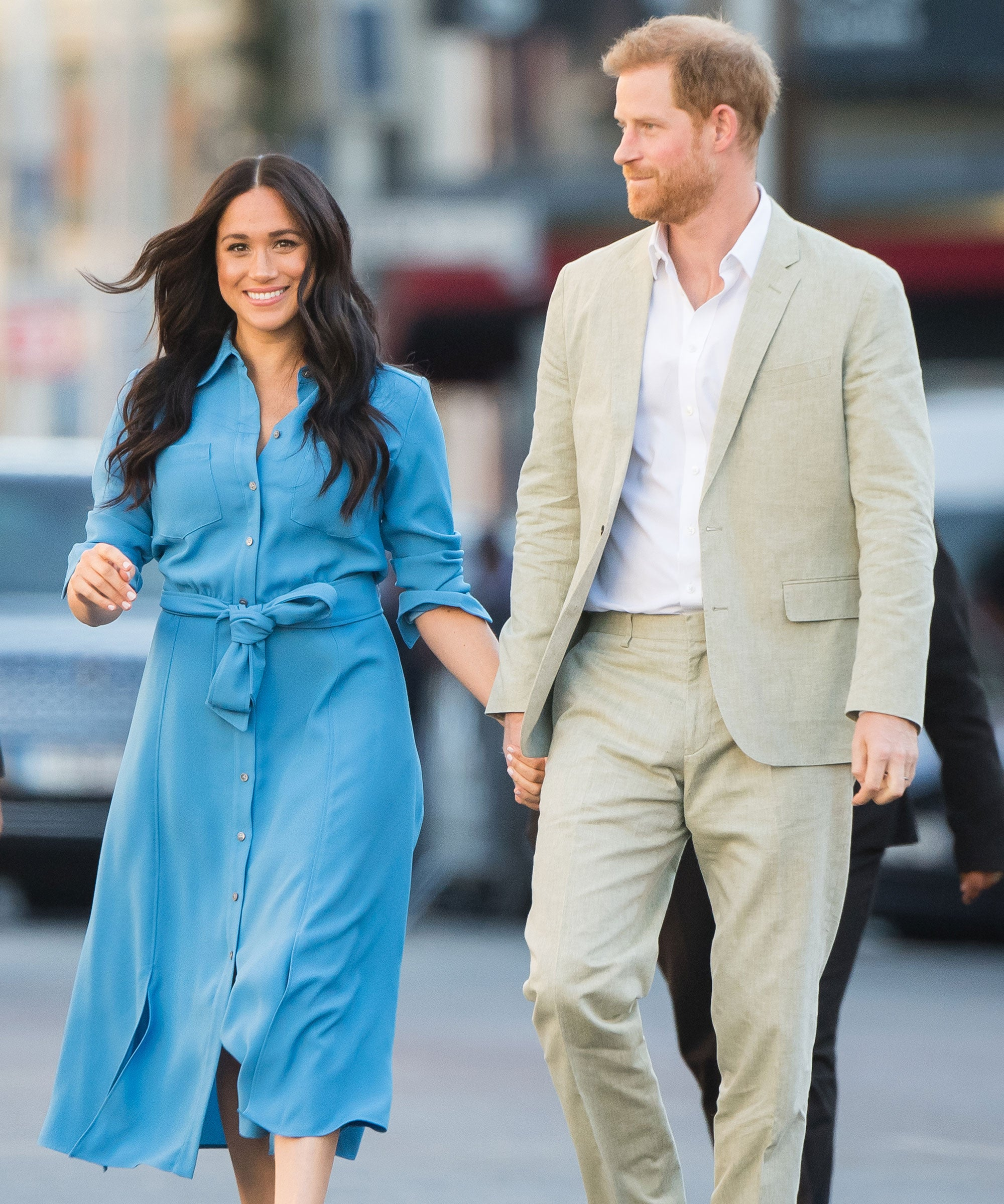 Will Prince Harry & Meghan Markle Pop Up In Your Netflix Queue? It's A Possibility