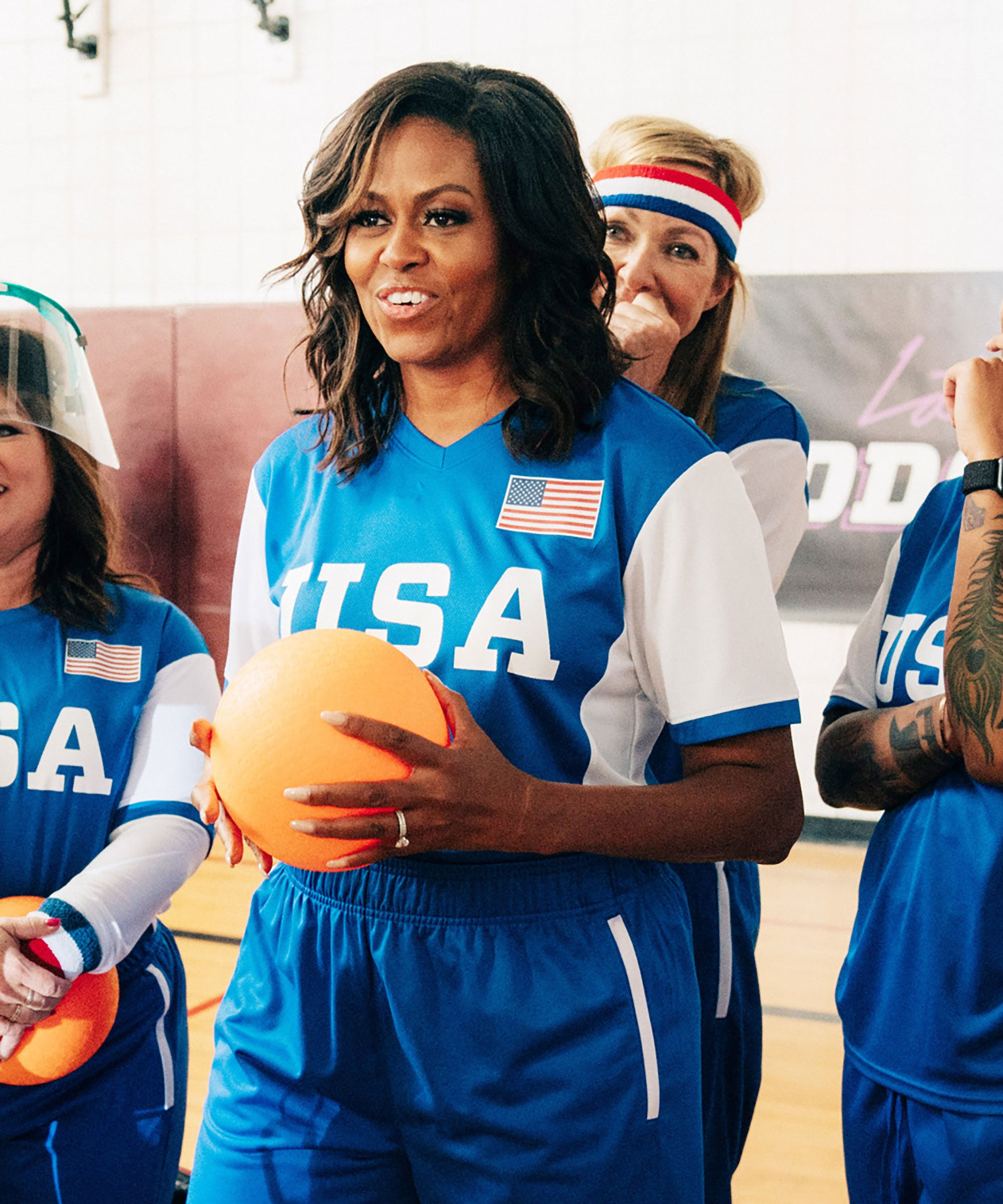 Michelle Obama's Workout Playlist Is Designed To Make You Move