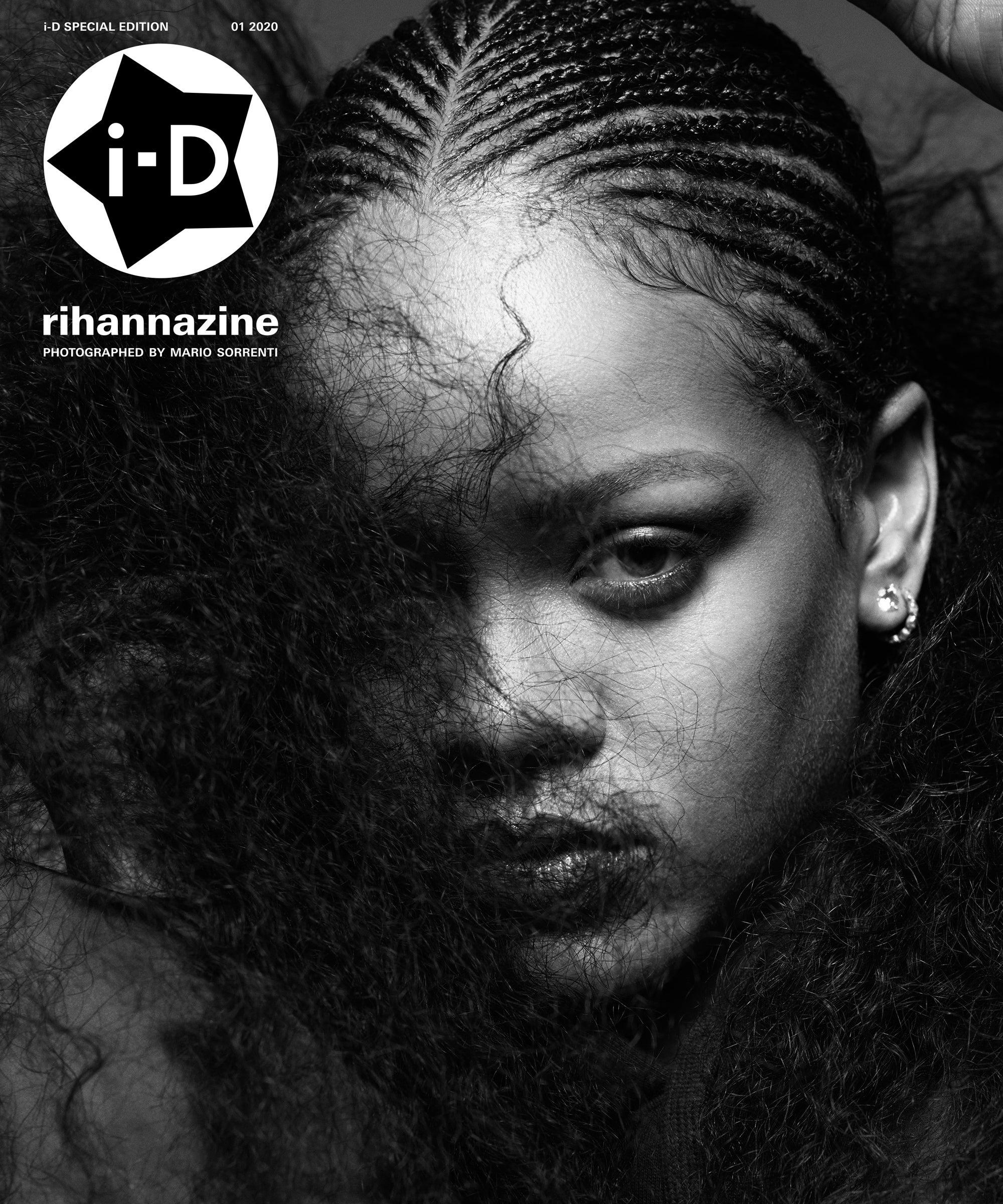 Rihanna's New Zine Celebrates Women She Admires In Fashion, Art & Activism