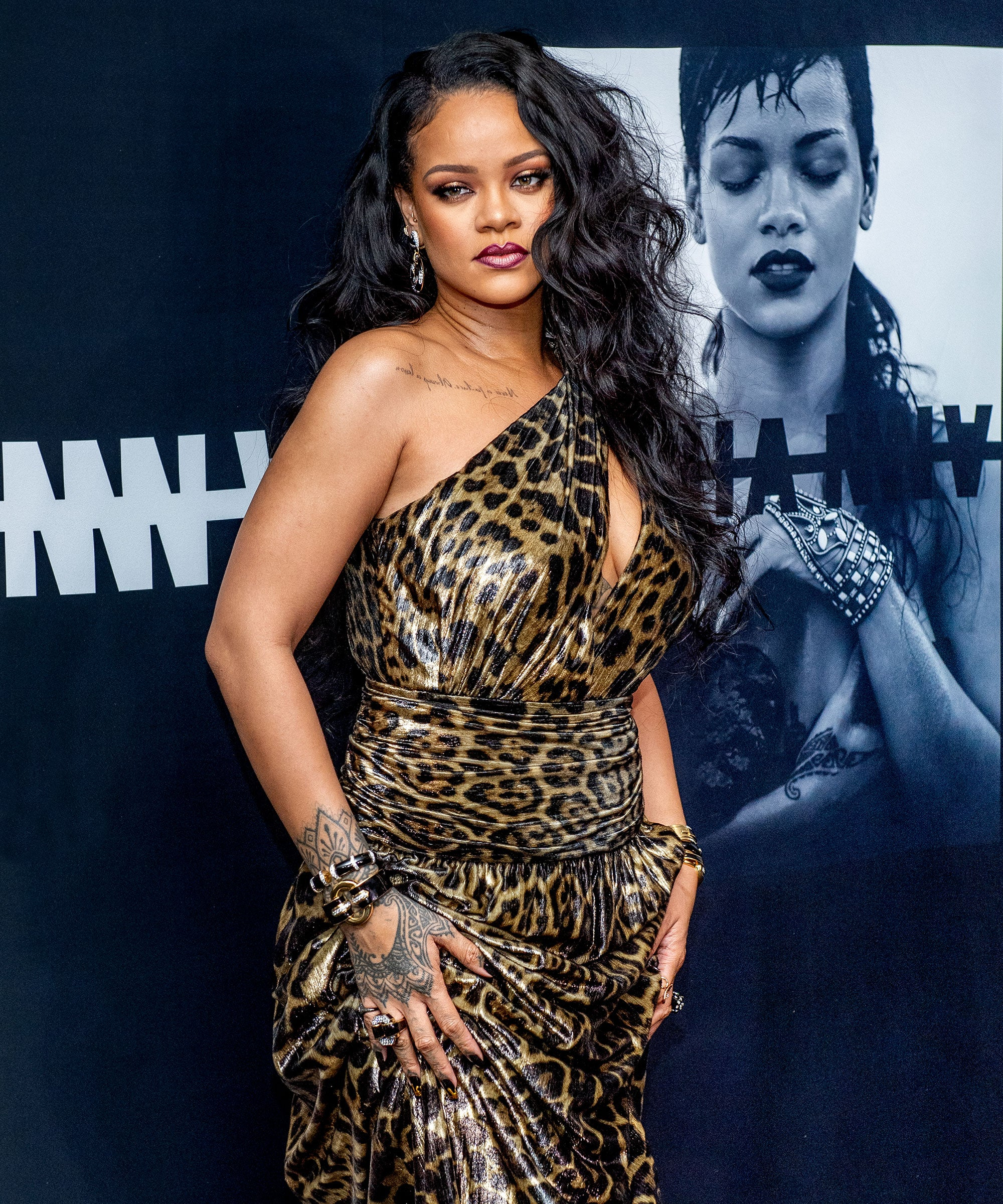 Rihanna Didn't Drop A New Album Yet, But She Does Have A Brand New Project