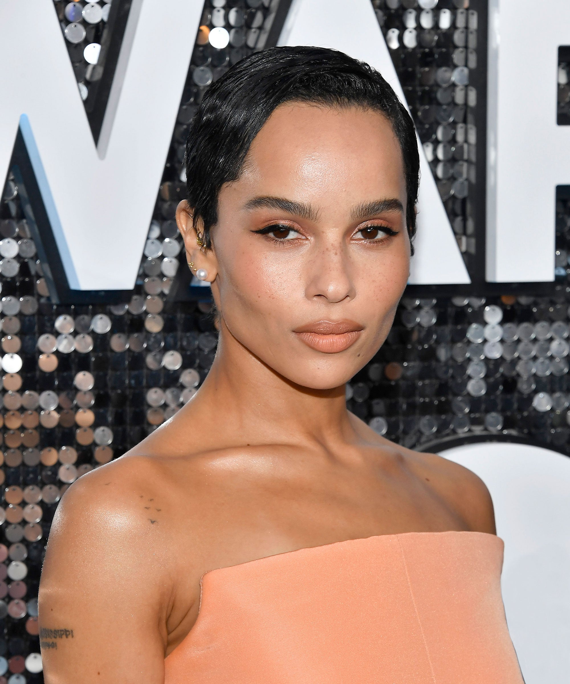 Zoë Kravitz's Big Little Lies Throwback At The SAG Awards Was So Unexpected