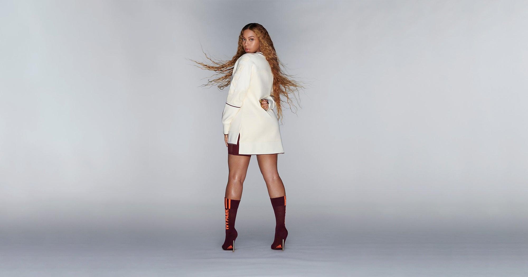 Beyoncé's Adidas x Ivy Park Collab Sparks Criticism From The Plus-Size Community