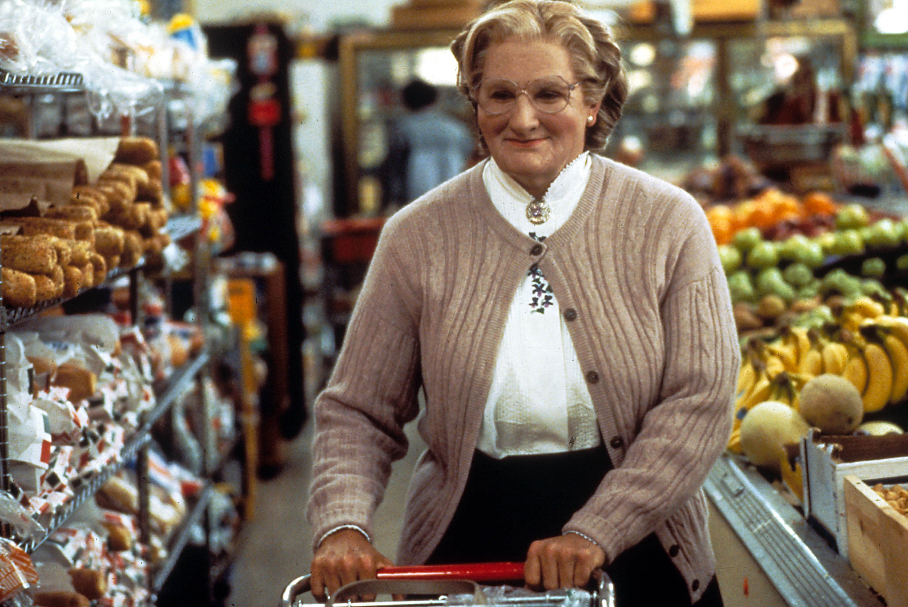 How Do I Wear A Cardigan Without Looking Like Mrs Doubtfire?