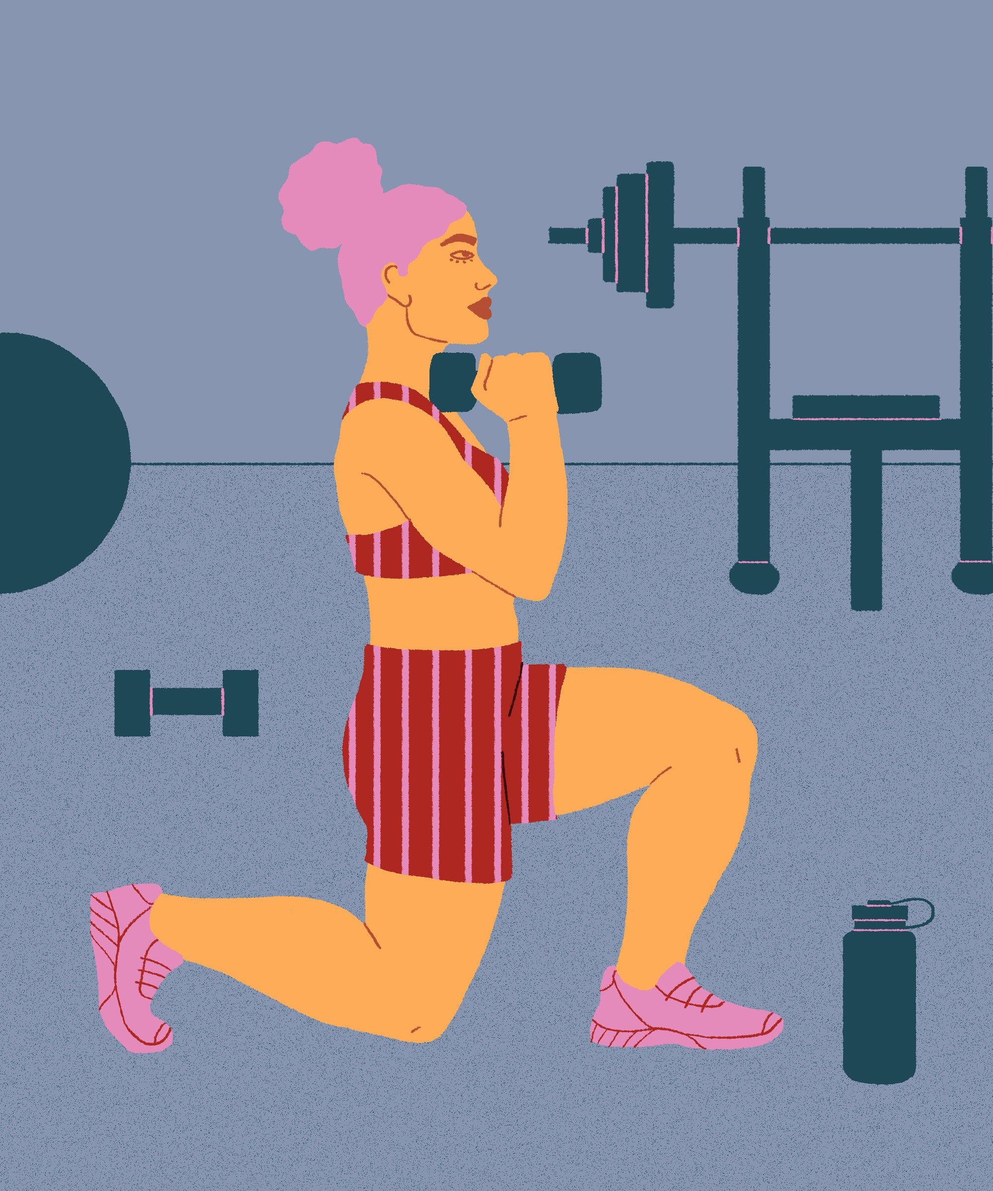 Beginner Gym Moves That Are Actually Fun
