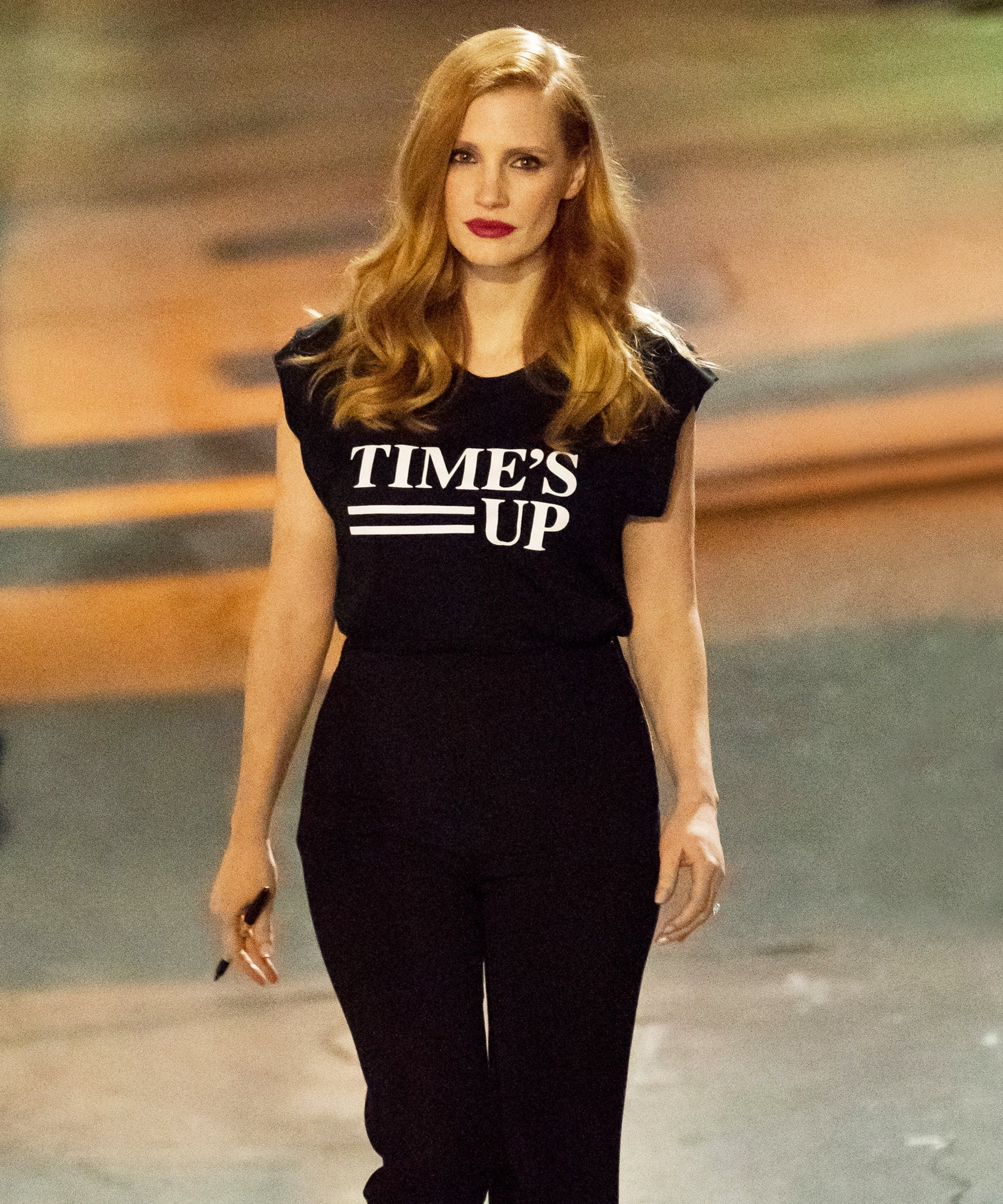 Time's Up Is Changing Hollywood's Landscape, Starting With Red Carpets
