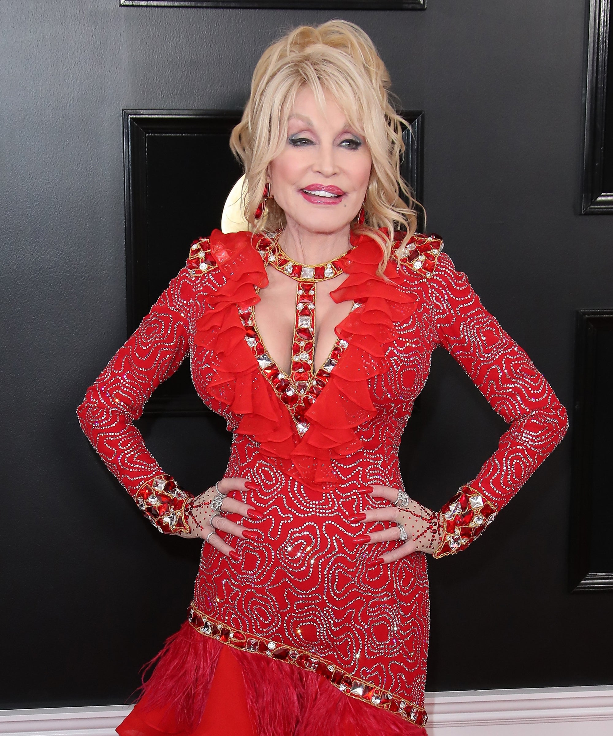 dolly parton challenge - photo #38