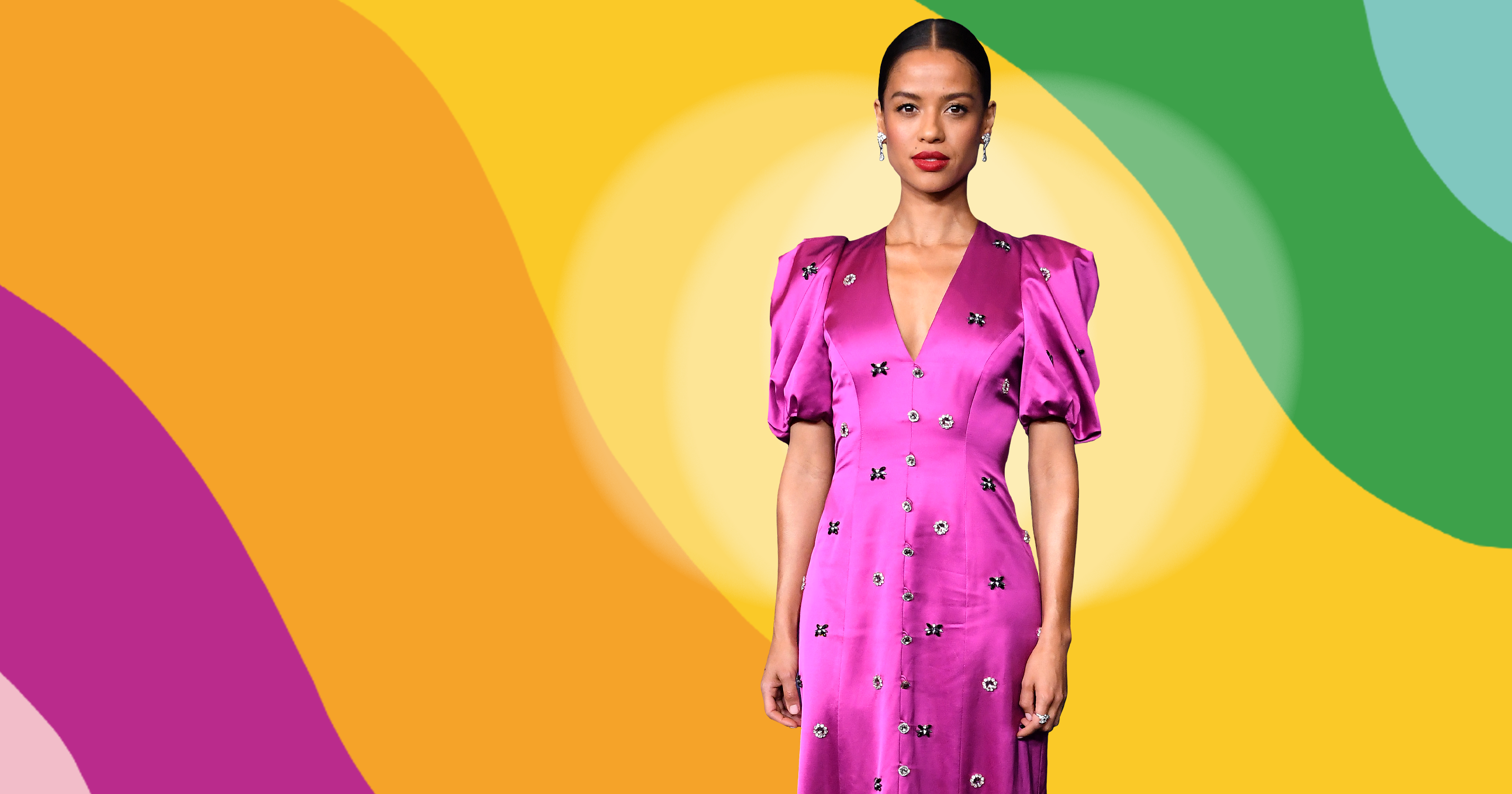 Gugu Mbatha-Raw Will Be All Over Our Screens In 2020 & Damn, It's About Time